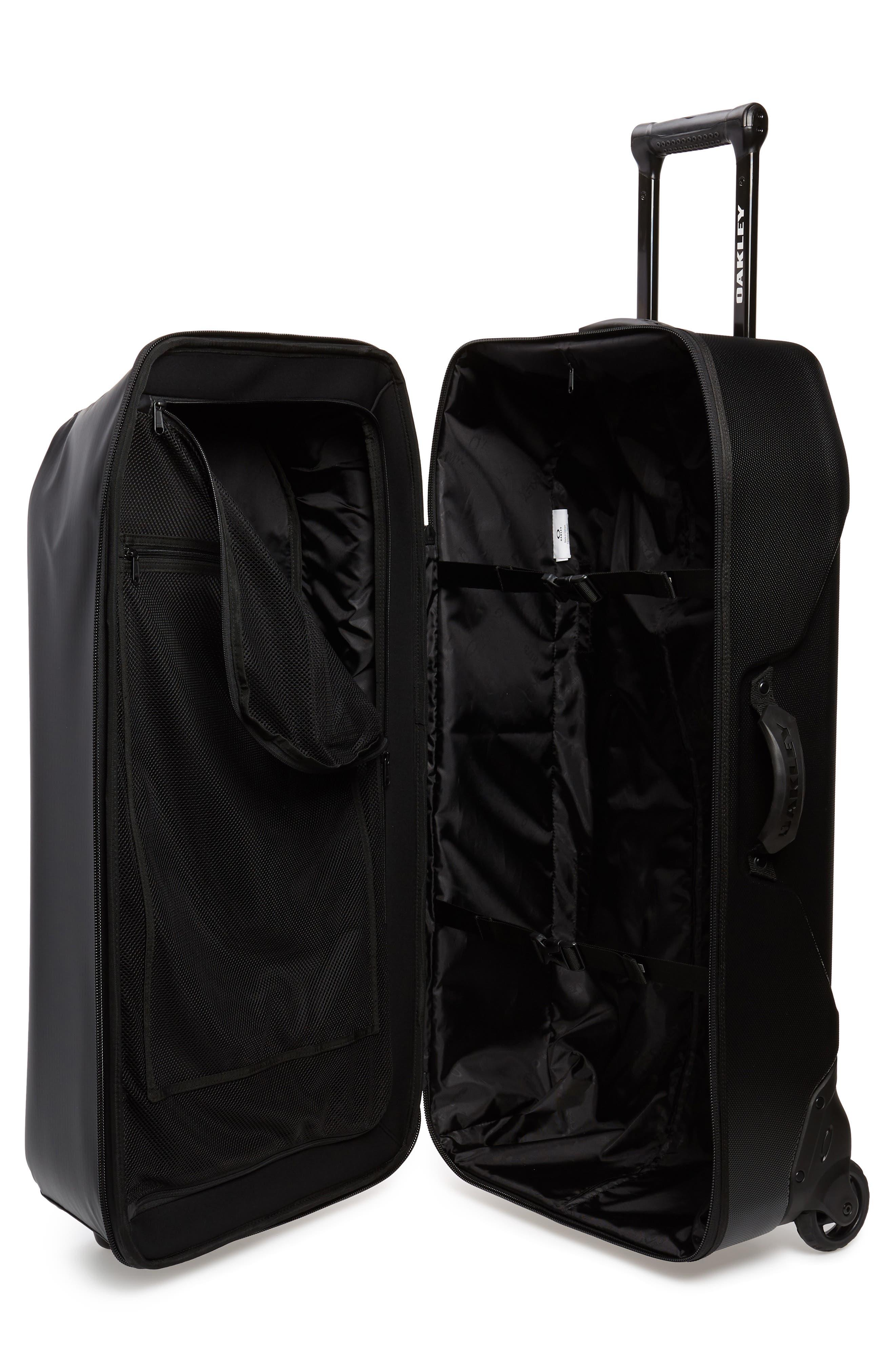 FP 115L Rolling Duffel Bag,                             Alternate thumbnail 2, color,                             BLACKOUT