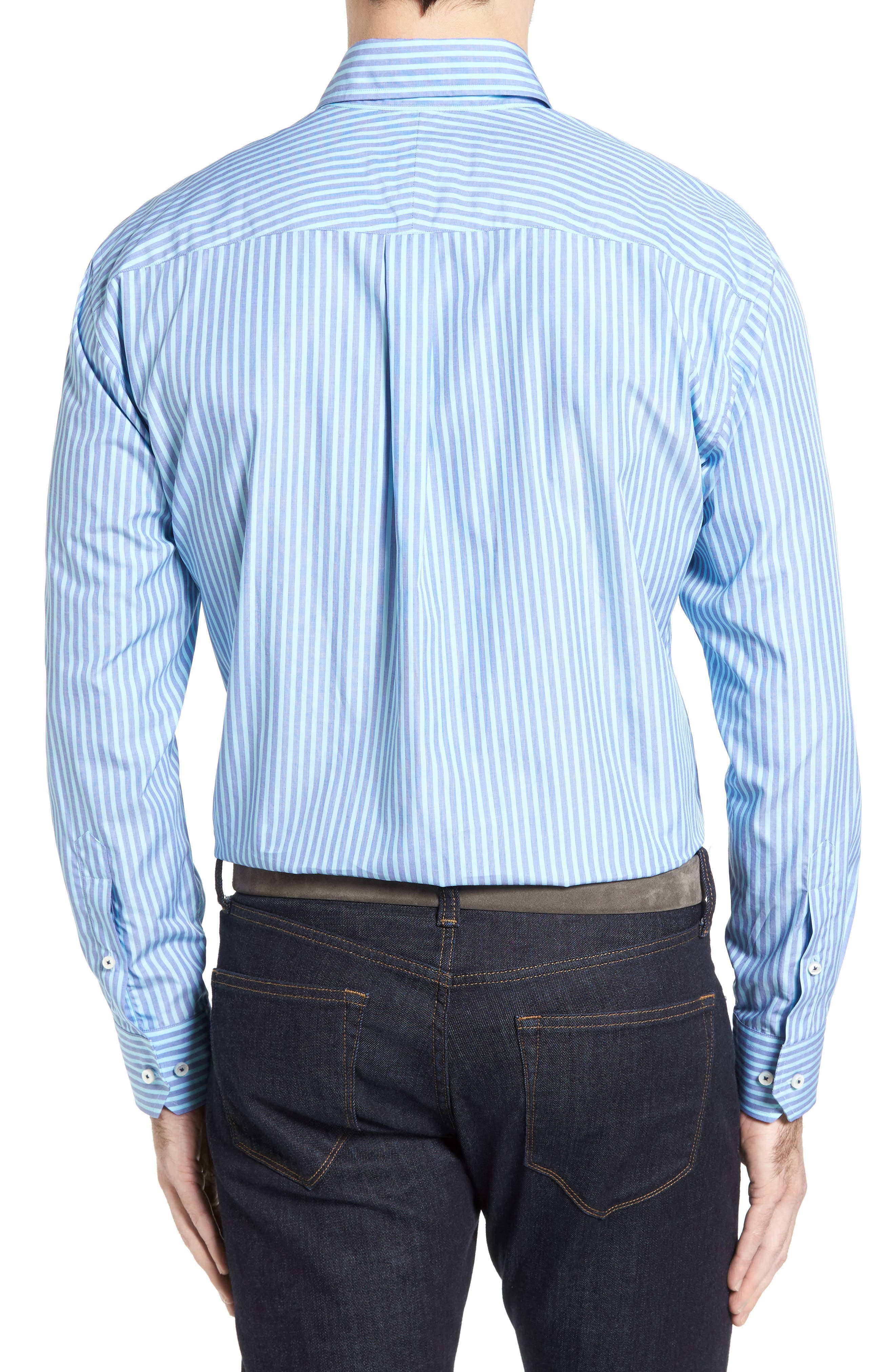 Estate Classic Fit Sport Shirt,                             Alternate thumbnail 2, color,                             401