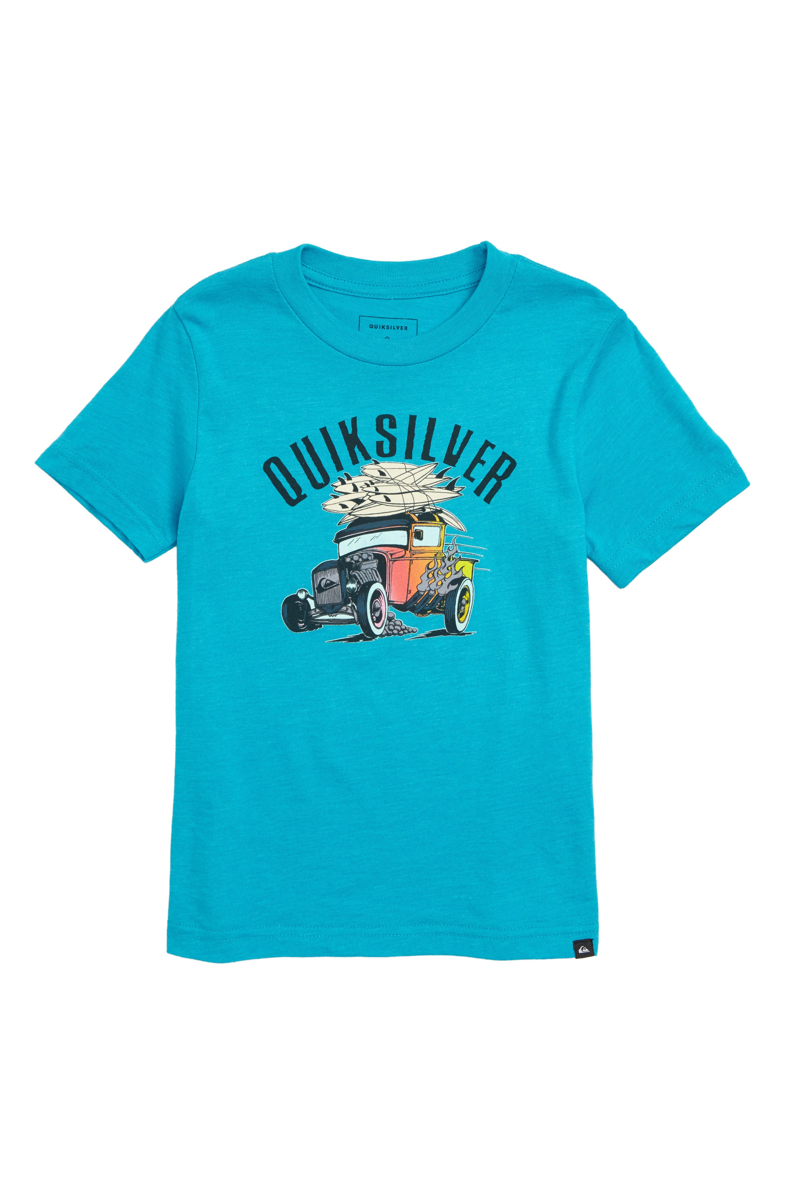 Hot Rod Graphic T-Shirt,                         Main,                         color, 437