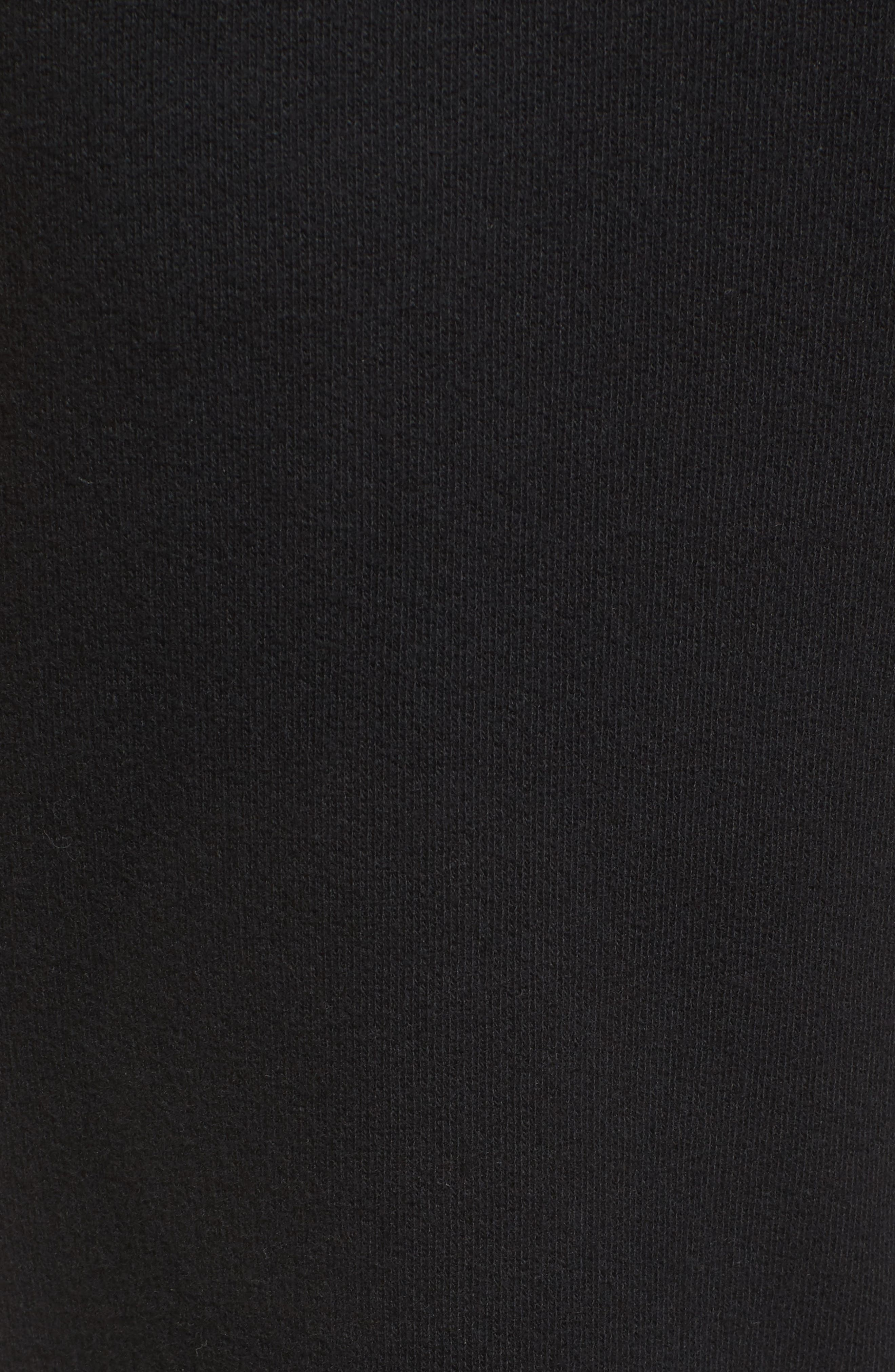 Terry Trouser Sweatpants,                             Alternate thumbnail 5, color,                             001