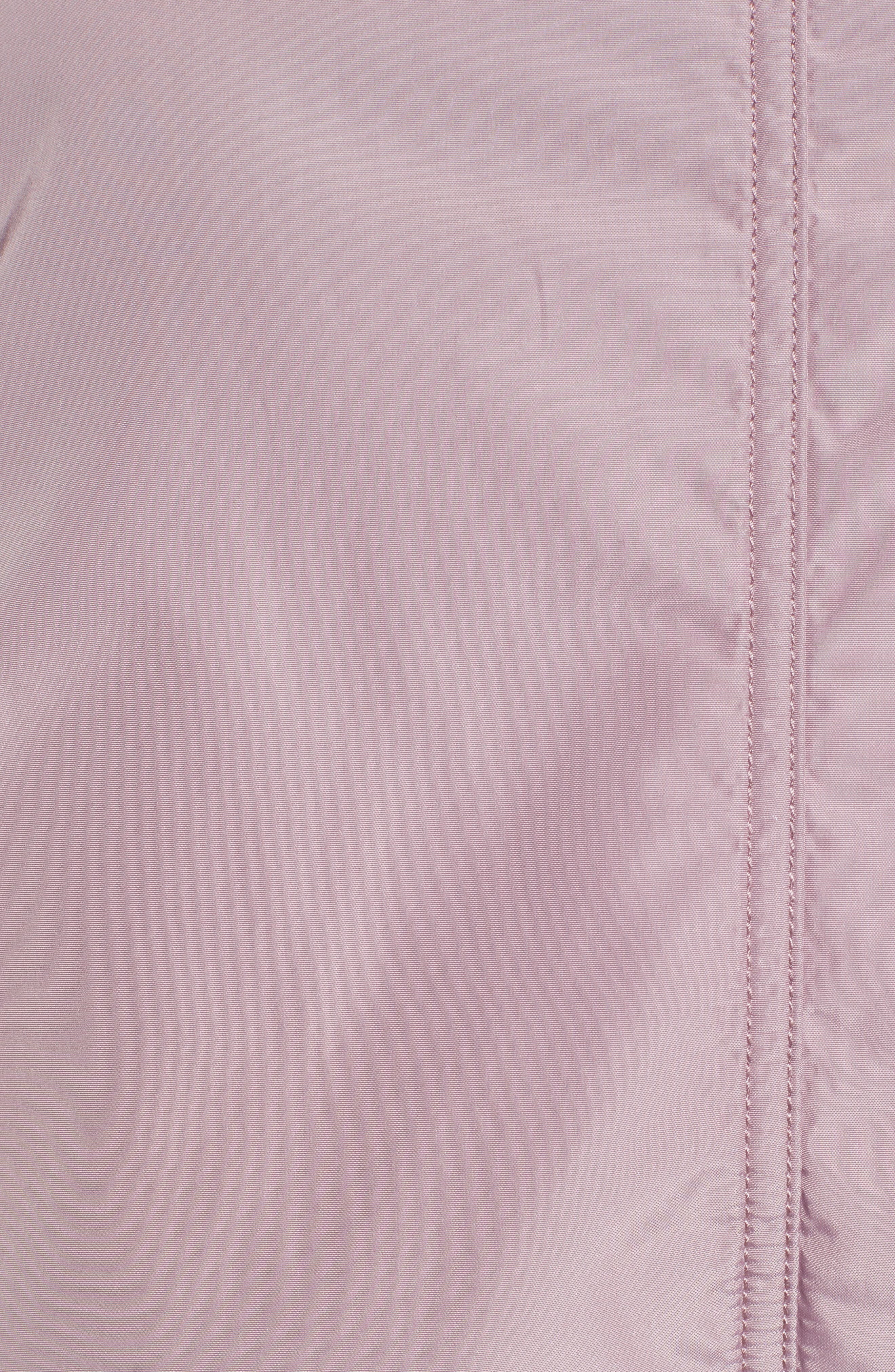 Foster Nylon Twill Bomber Jacket,                             Alternate thumbnail 21, color,