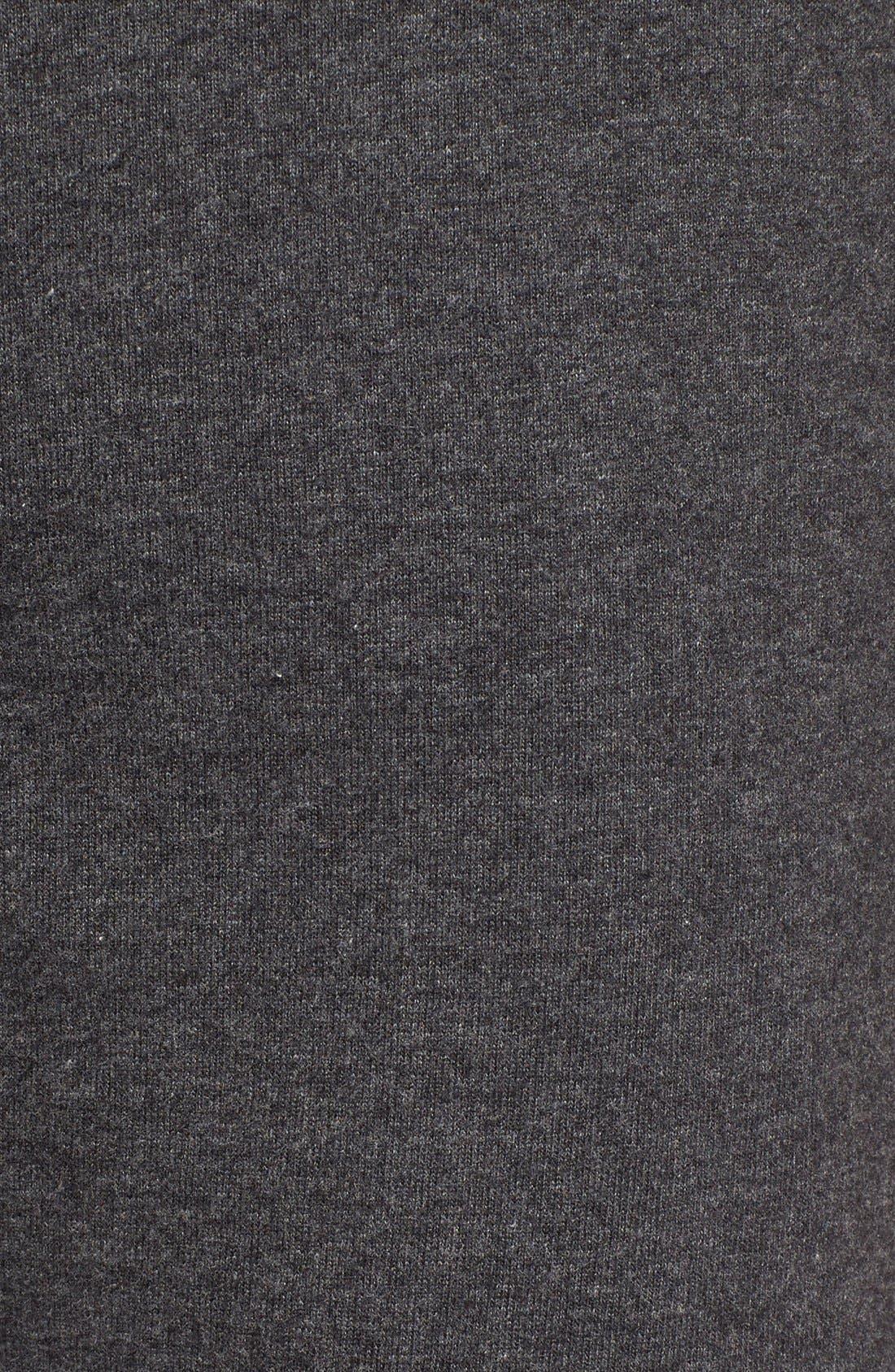 Cotton Jersey Trousers,                             Alternate thumbnail 4, color,                             069