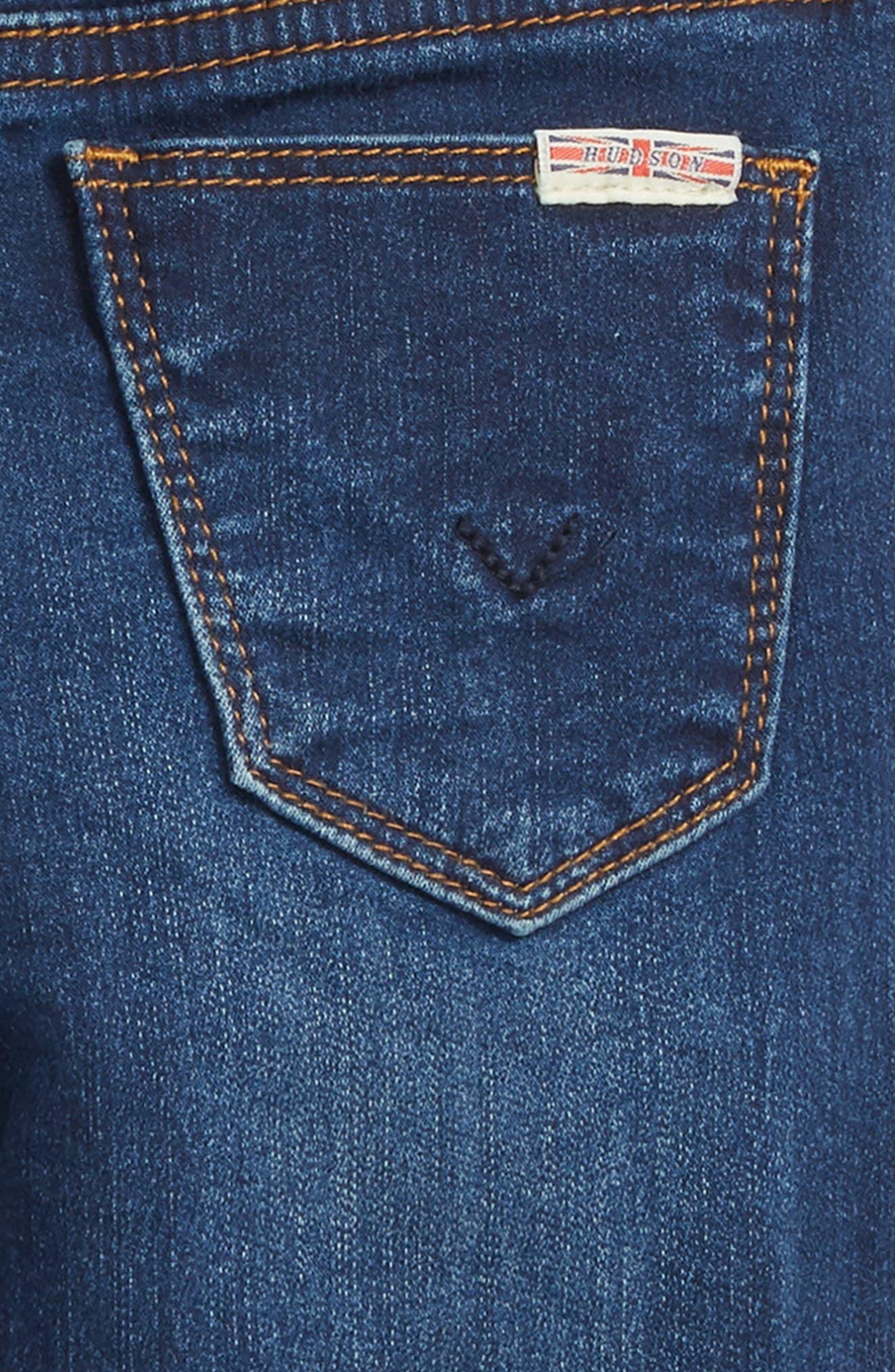 Calin Pull-On Skinny Jeans,                             Alternate thumbnail 3, color,                             BDT-BLUE DEPTHS