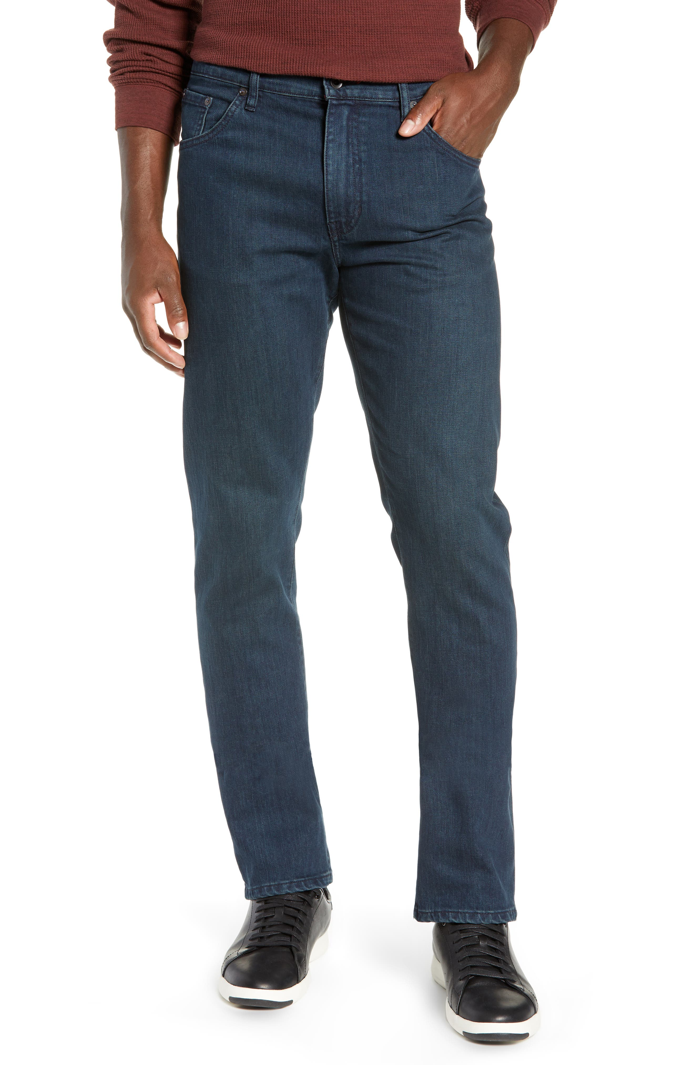 RALEIGH DENIM Jones Slim Fit Jeans in Canon