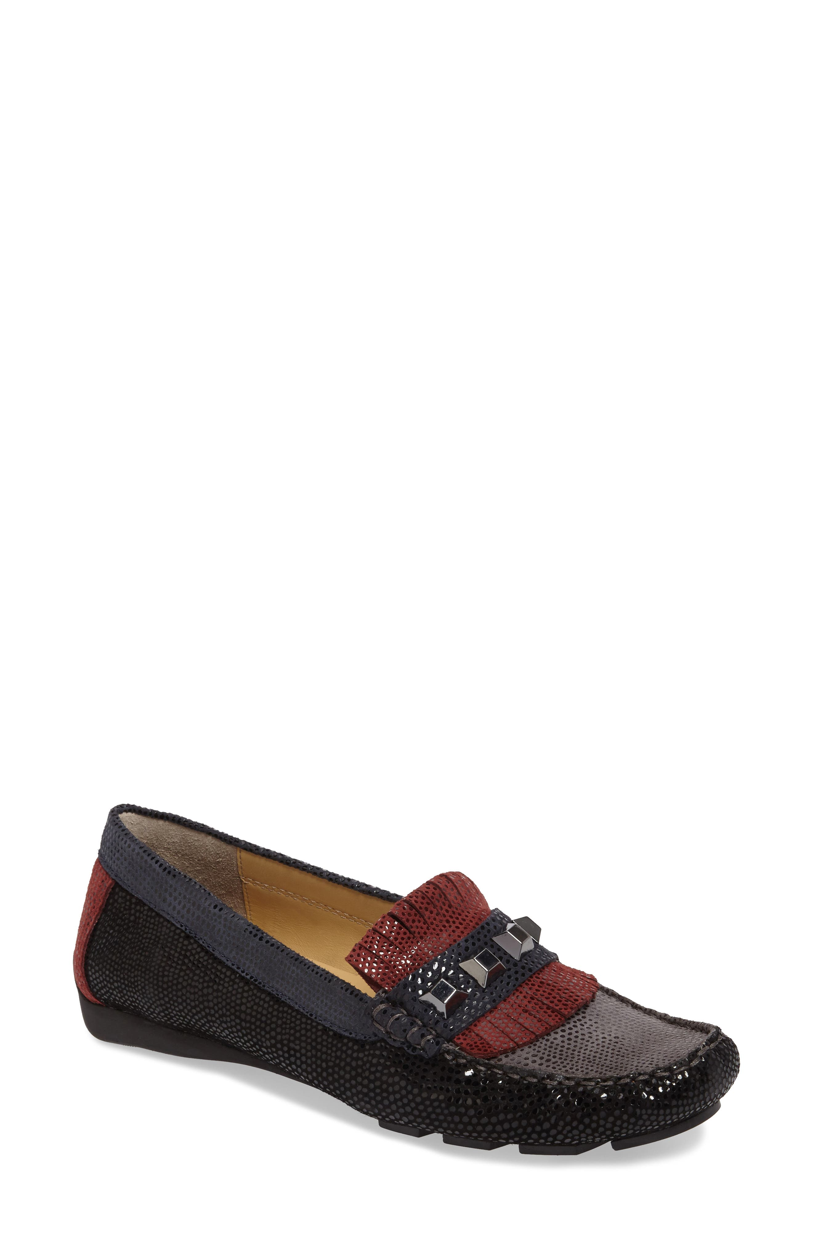Rumble Loafer,                             Main thumbnail 1, color,                             001