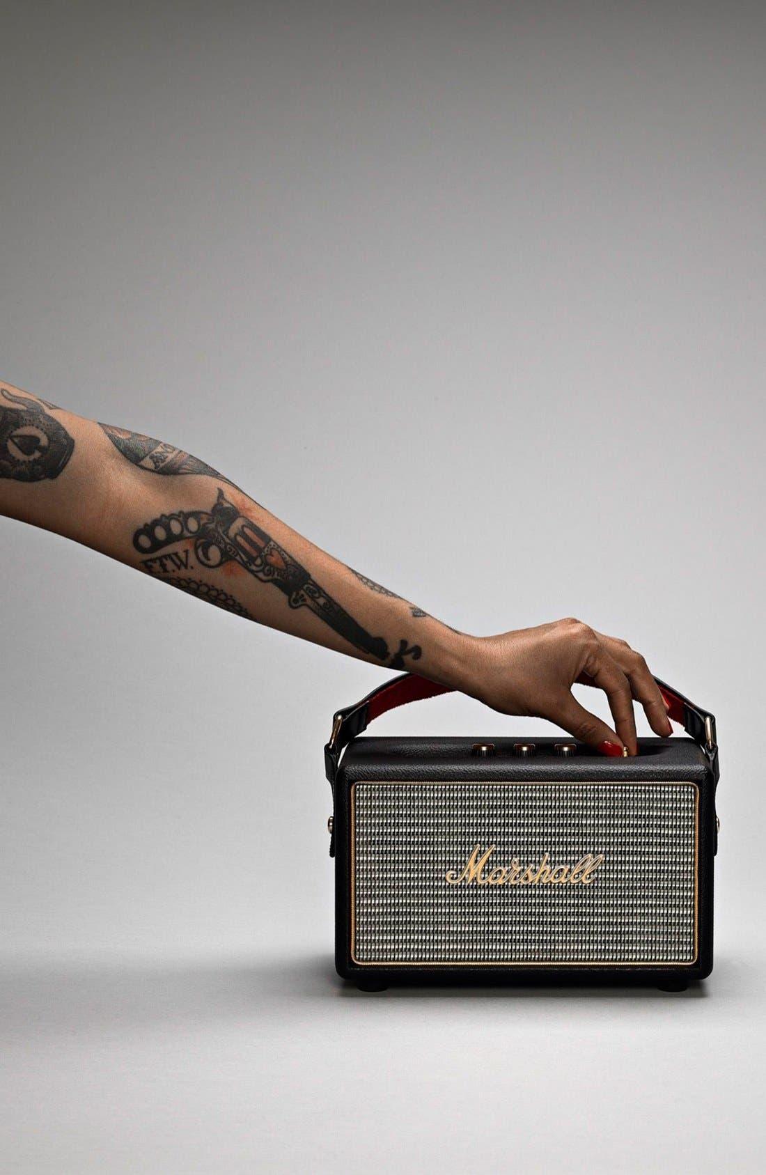 Kilburn Portable Bluetooth<sup>®</sup> Speaker,                             Alternate thumbnail 2, color,                             001