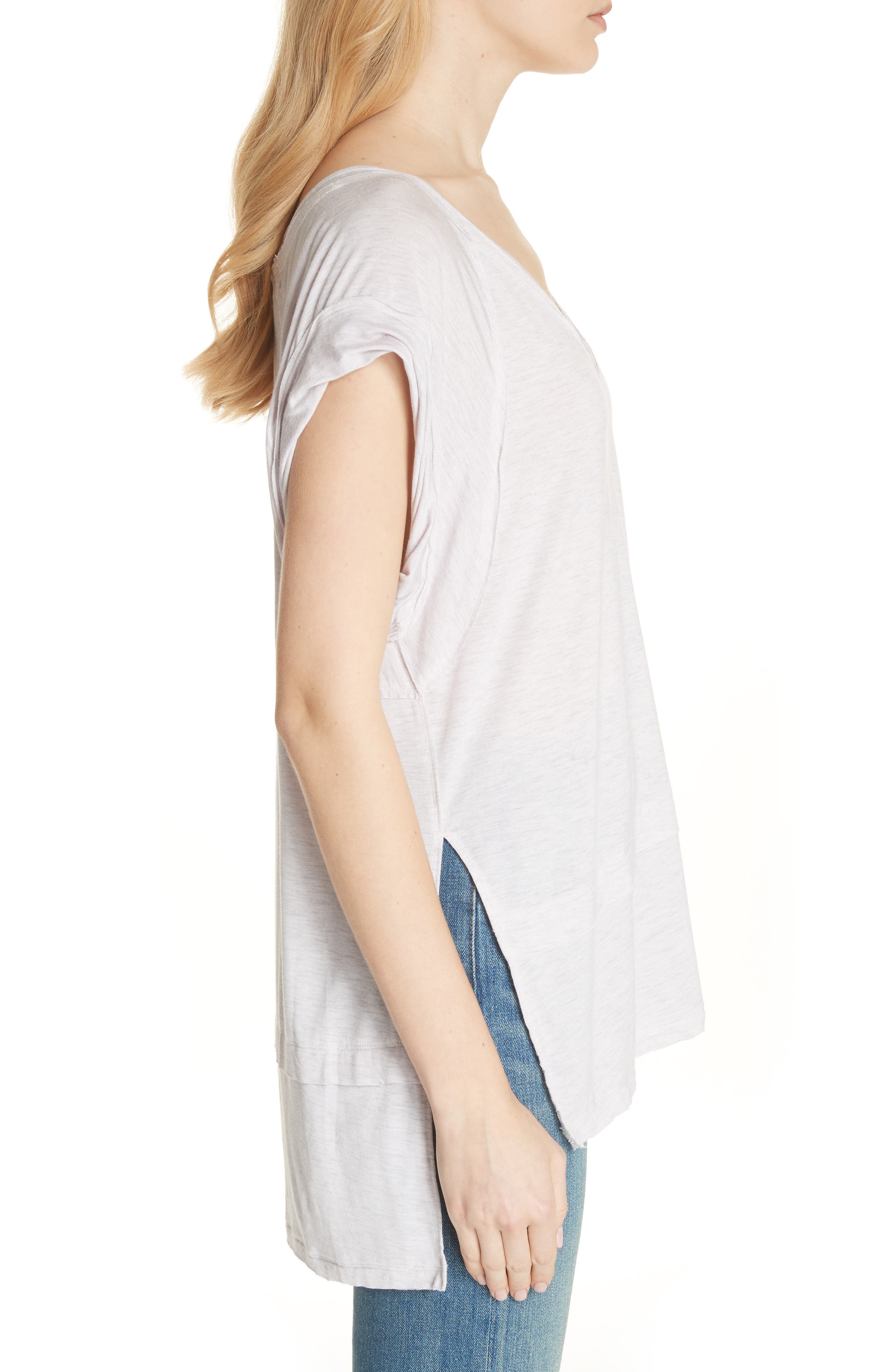 We the Free by Free People Voyage Tee,                             Alternate thumbnail 14, color,