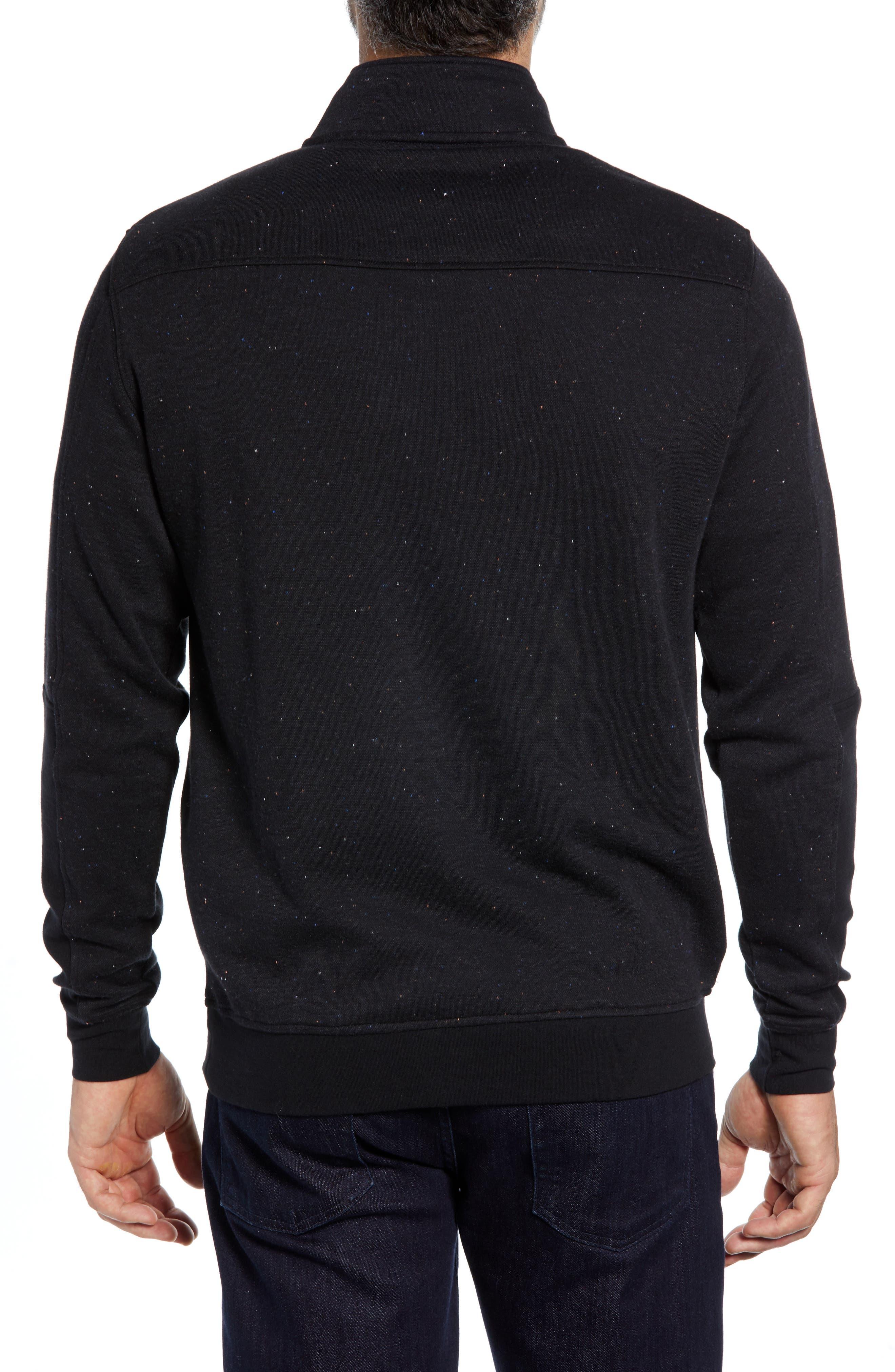 Regular Fit Pullover Sweatshirt,                             Alternate thumbnail 2, color,                             NAVY