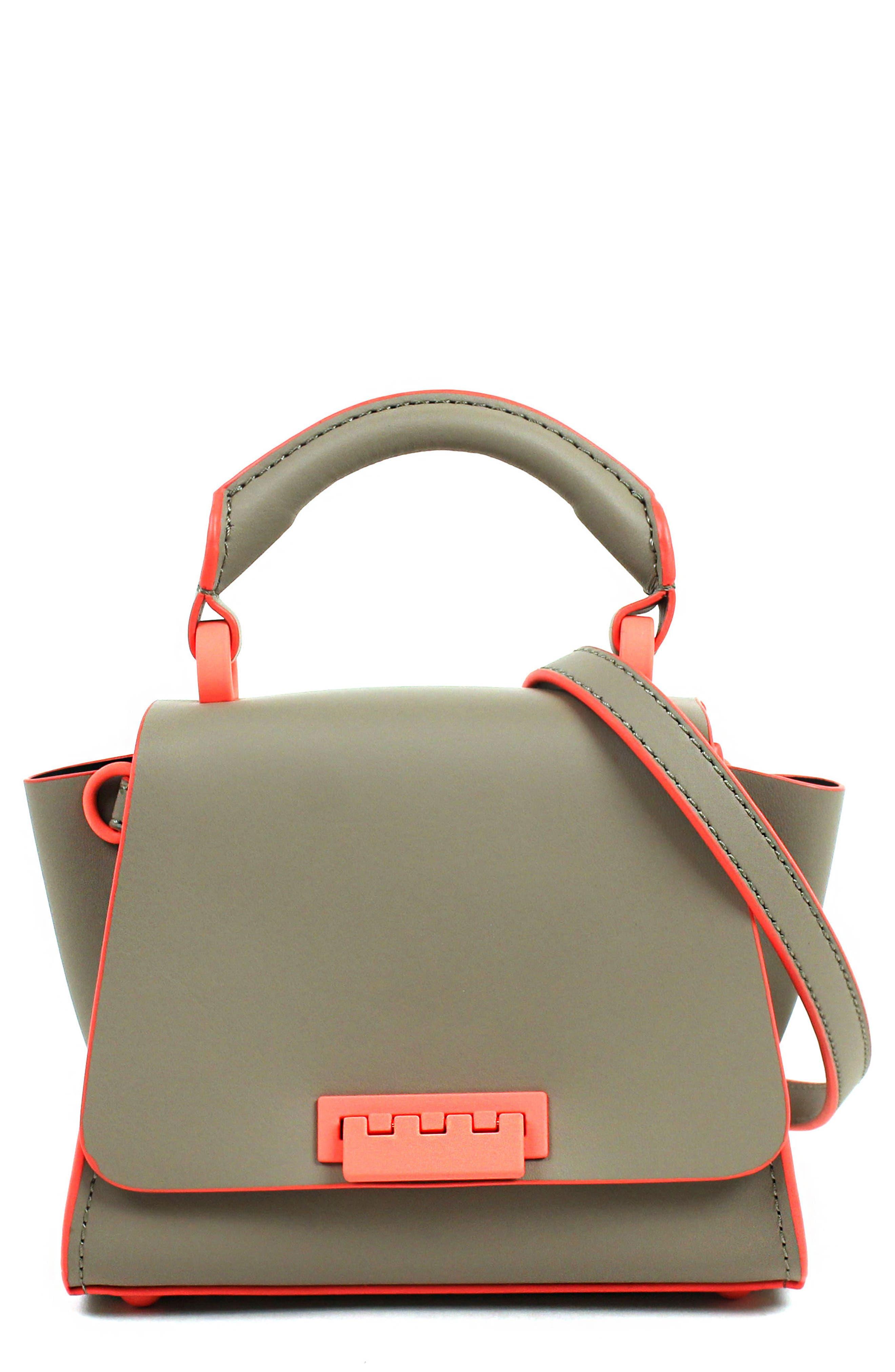 Eartha Iconic Leather Soft Handle Mini Bag,                             Main thumbnail 1, color,                             020