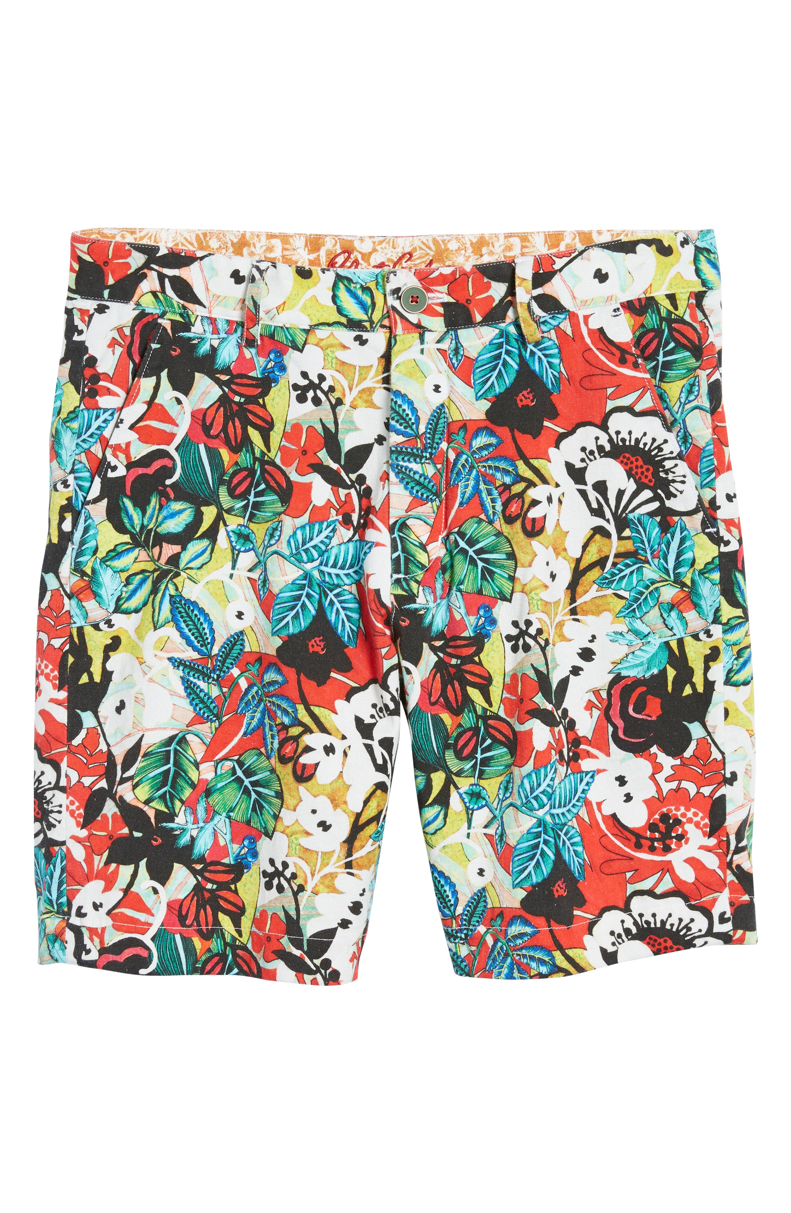 Habana Classic Fit Woven Shorts,                             Alternate thumbnail 6, color,