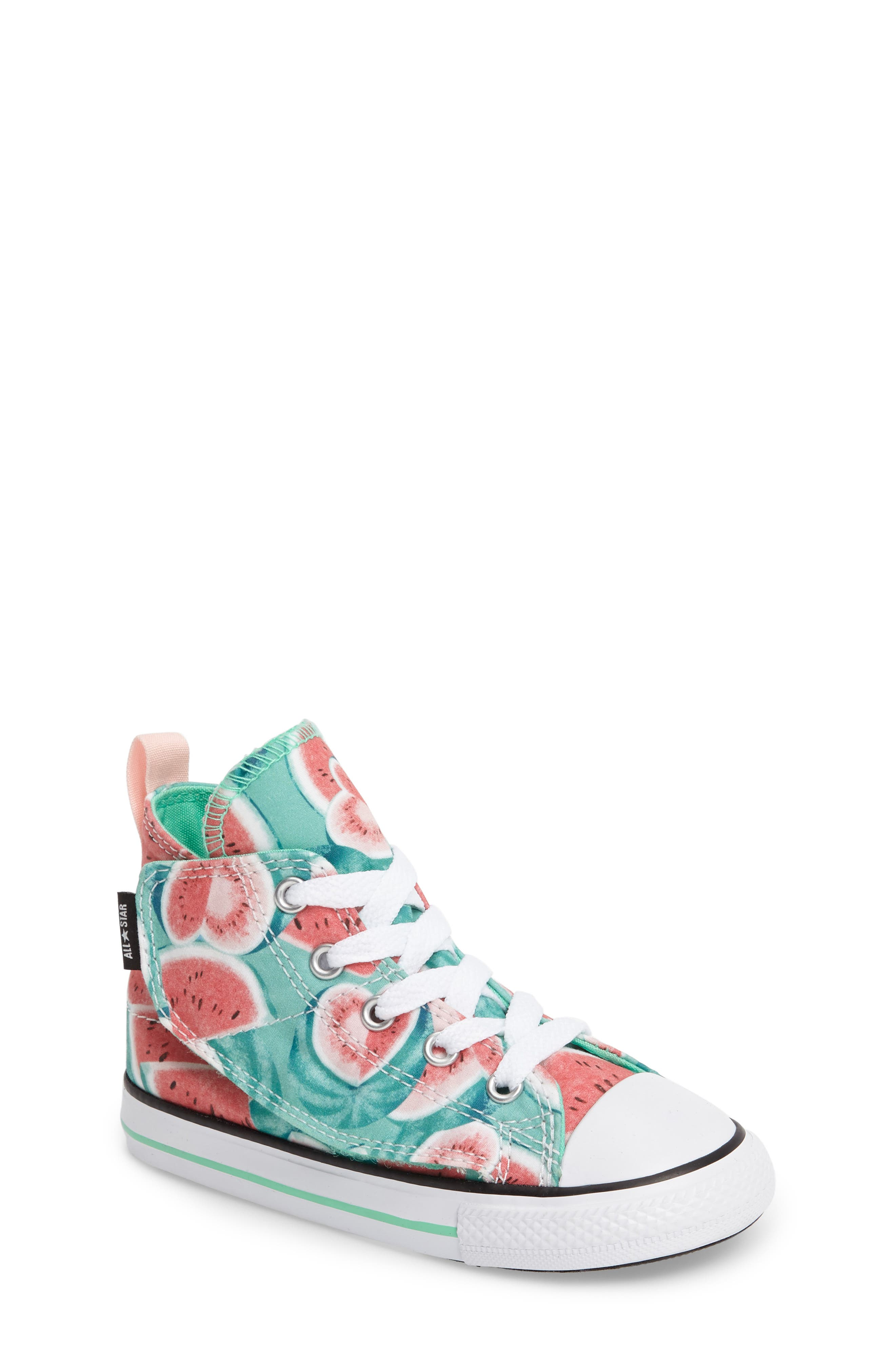 Chuck Taylor<sup>®</sup> All Star<sup>®</sup> 'Simple Step' High Top Sneaker,                             Main thumbnail 3, color,