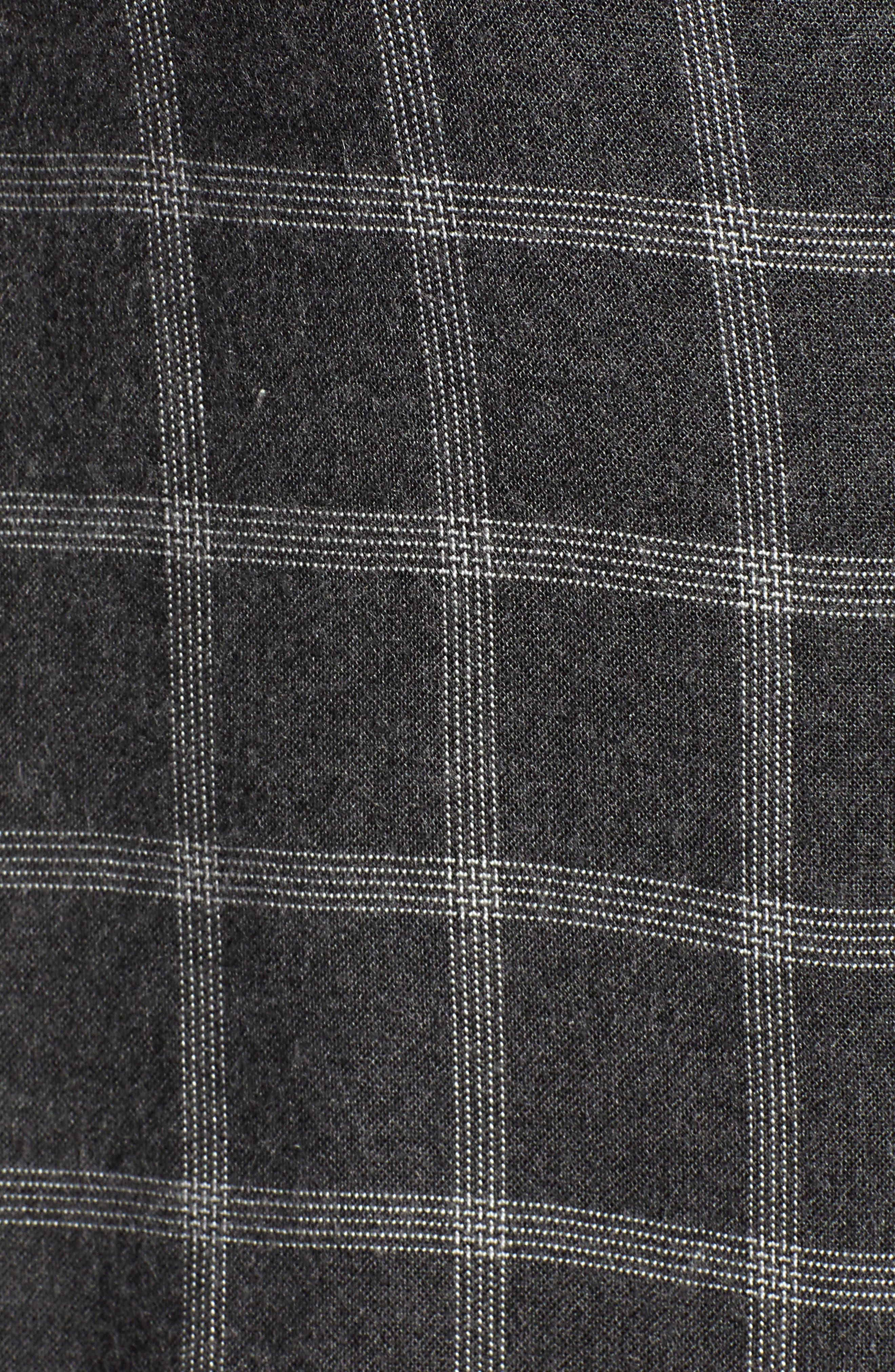 Full Sleeve Flannel Shirt,                             Alternate thumbnail 6, color,                             030