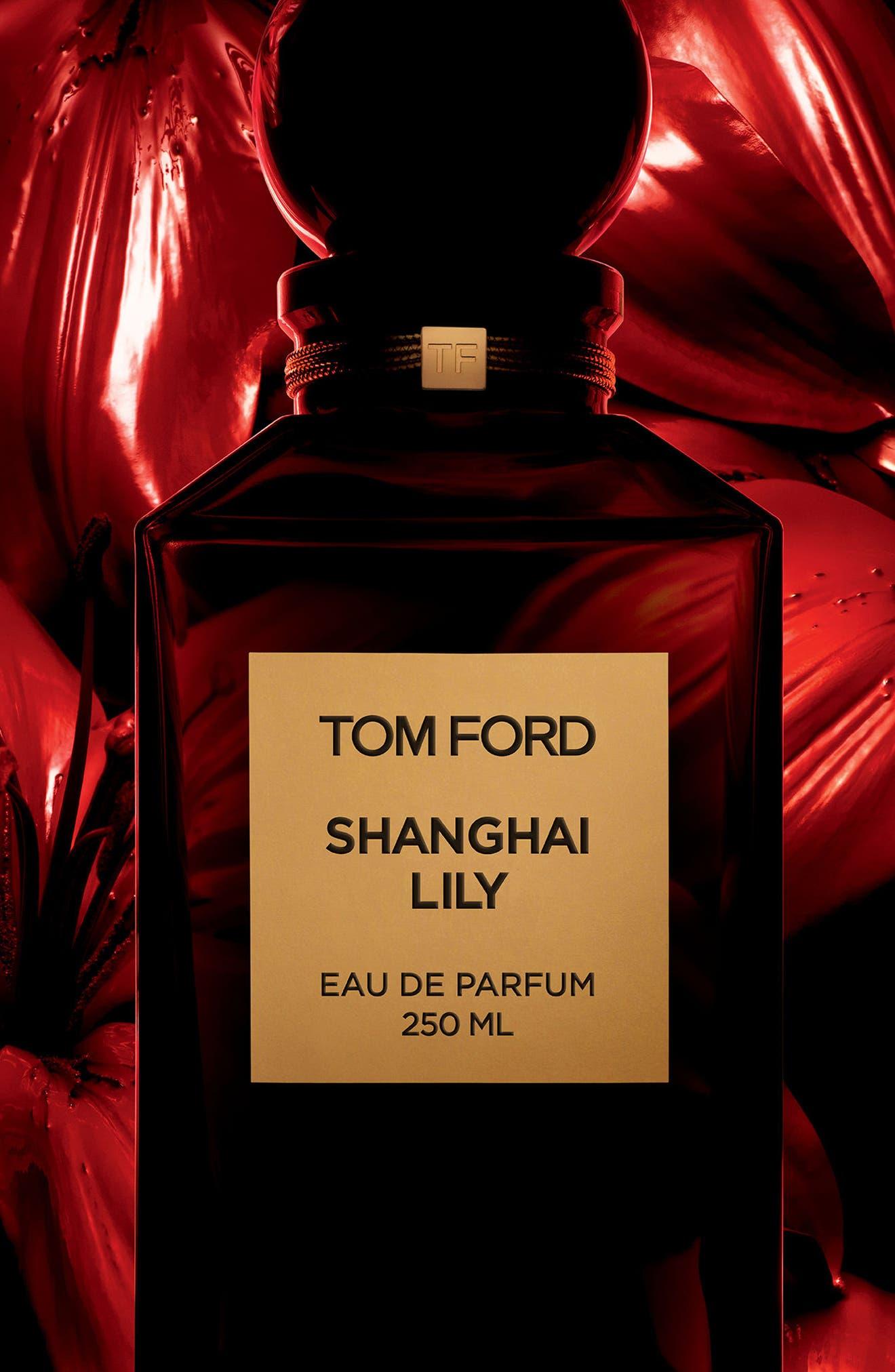 Private Blend Shanghai Lily Eau de Parfum,                             Alternate thumbnail 3, color,                             000