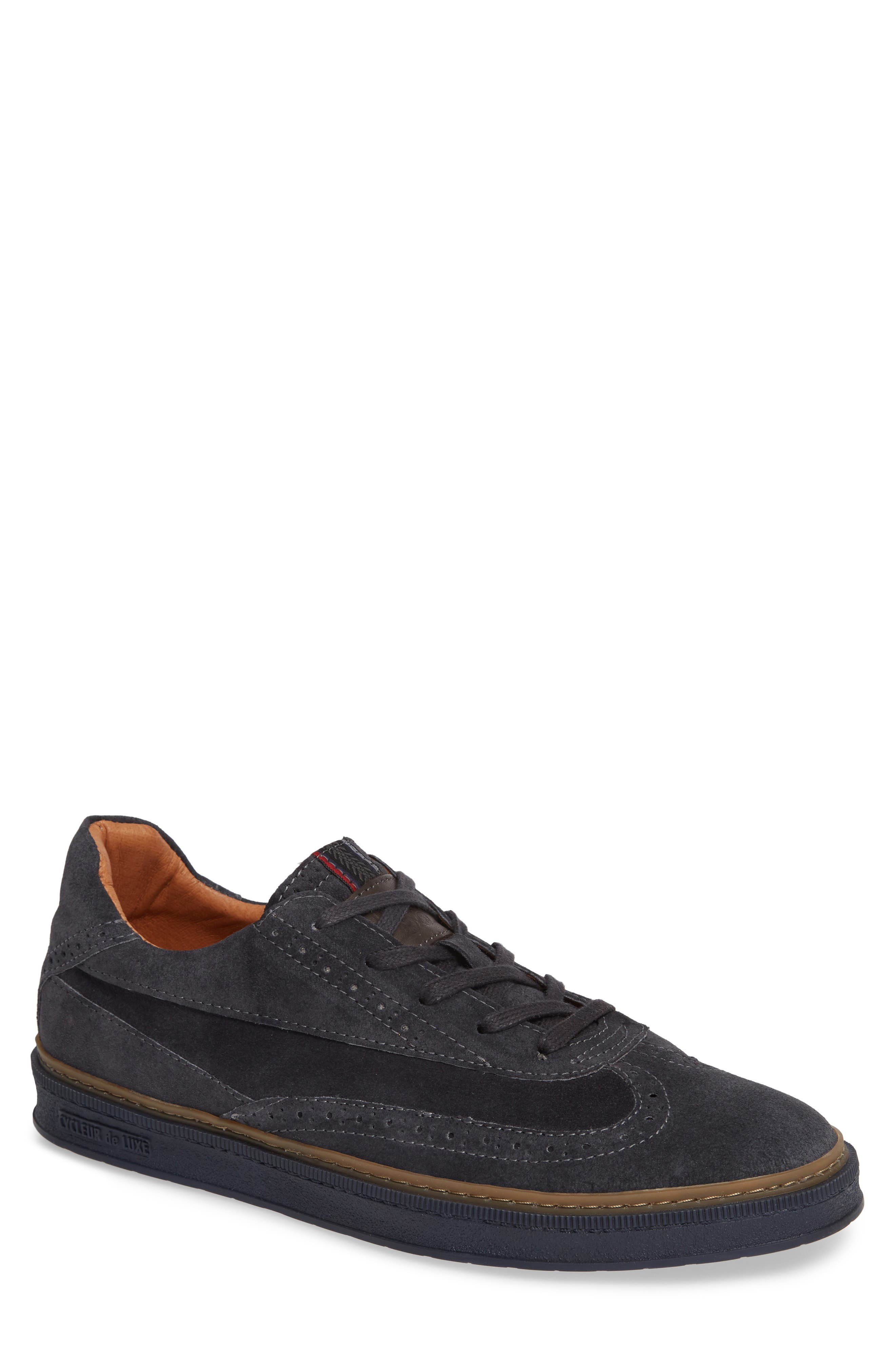 Querido Sneaker,                             Main thumbnail 1, color,                             ANTHRACITE