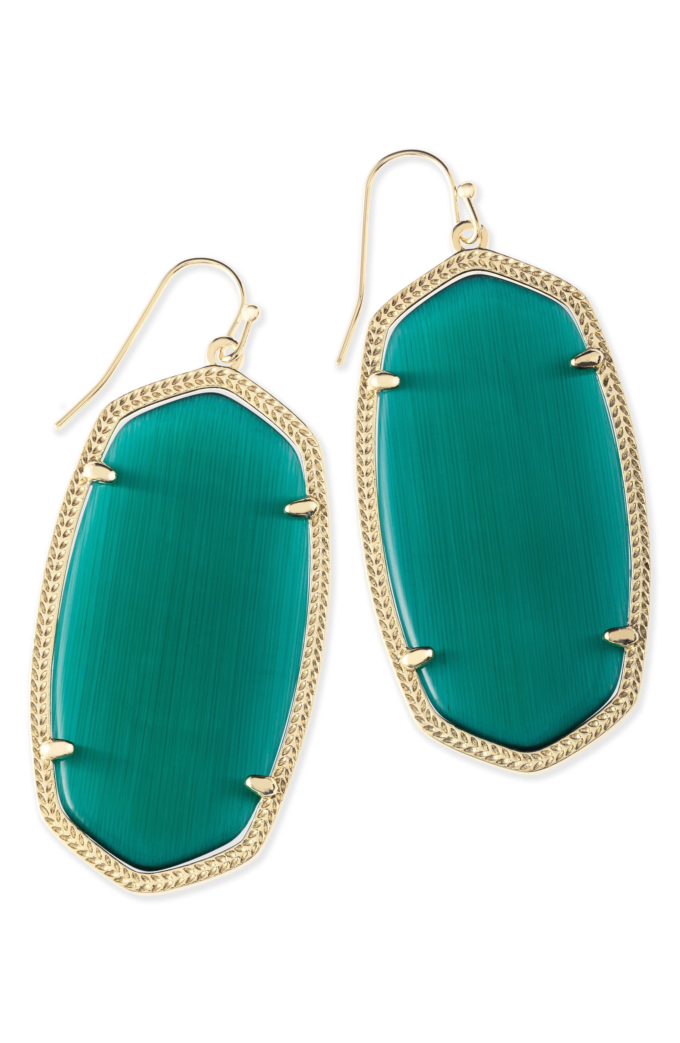 Danielle - Large Oval Statement Earrings,                             Alternate thumbnail 192, color,