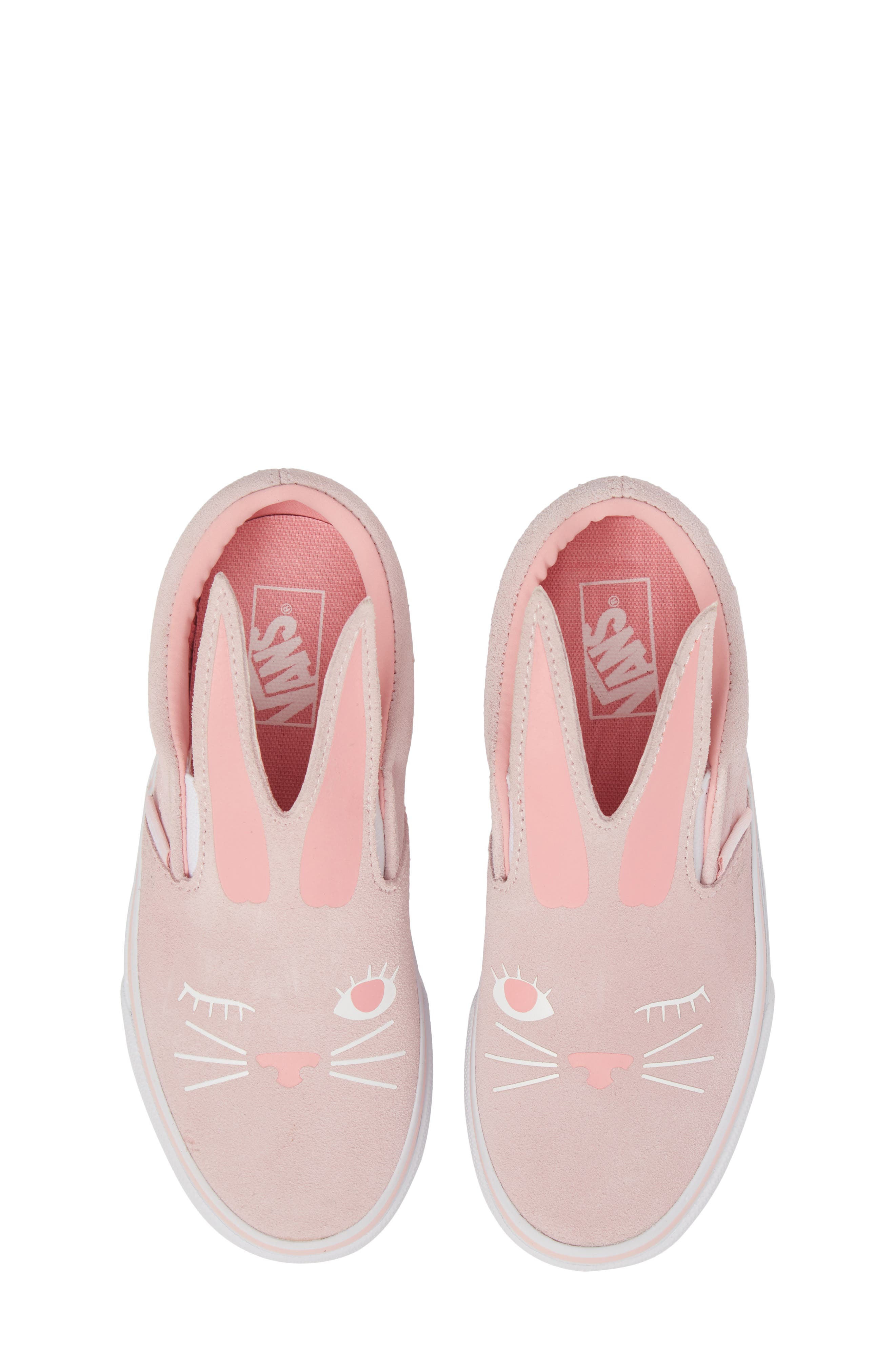 Slip-On Bunny Sneaker,                             Main thumbnail 2, color,