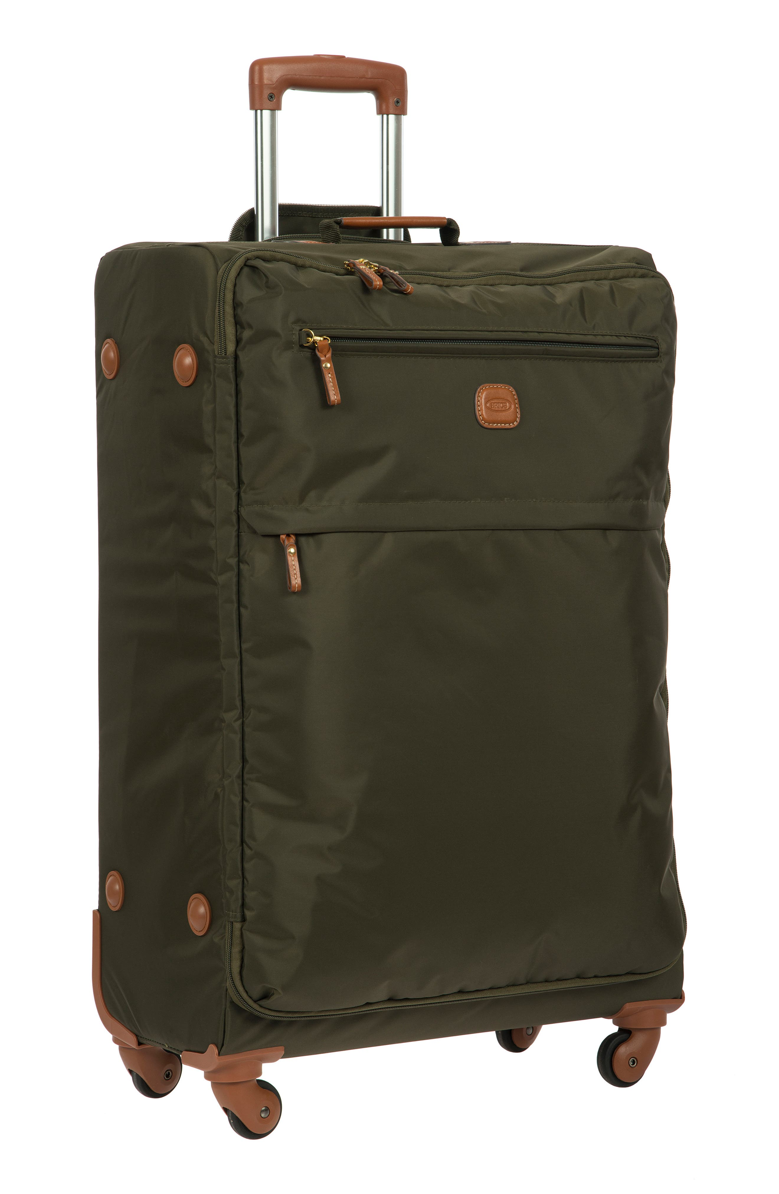 X-Bag 30-Inch Spinner Suitcase,                             Alternate thumbnail 10, color,                             OLIVE