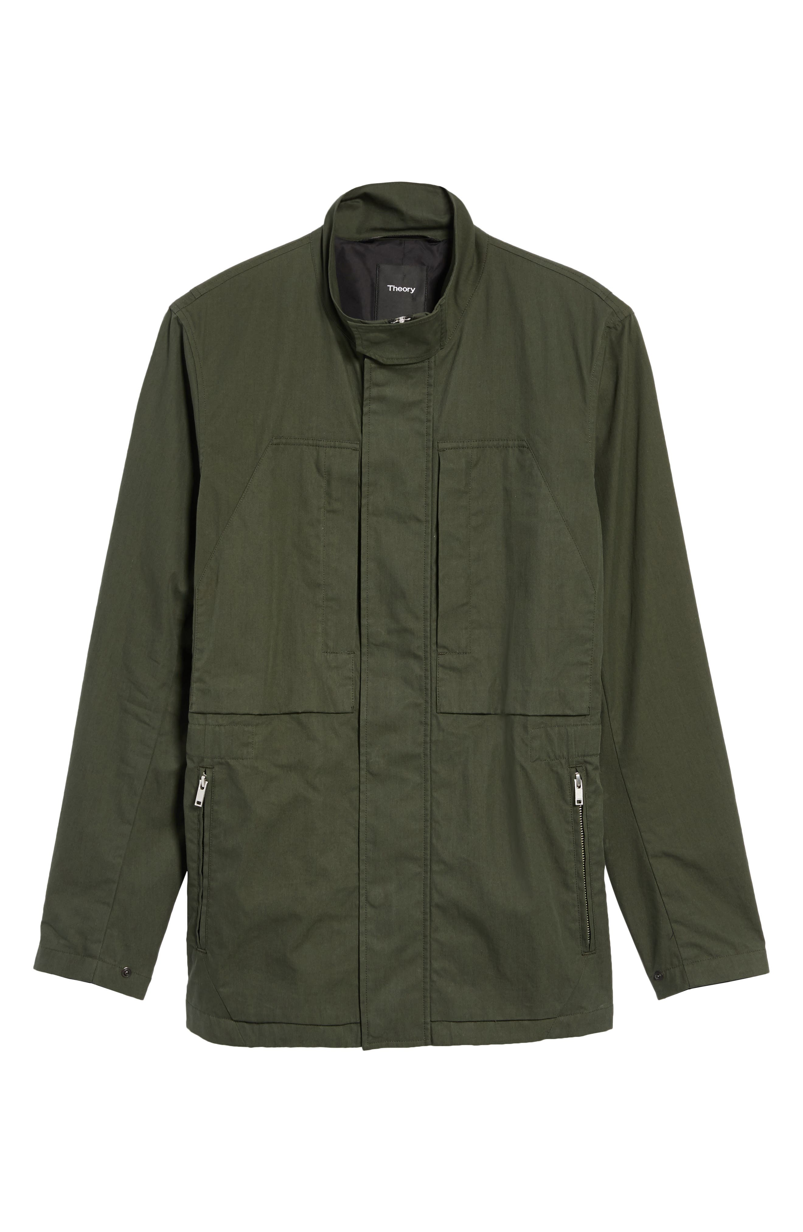 Canvas Field Jacket,                             Alternate thumbnail 5, color,