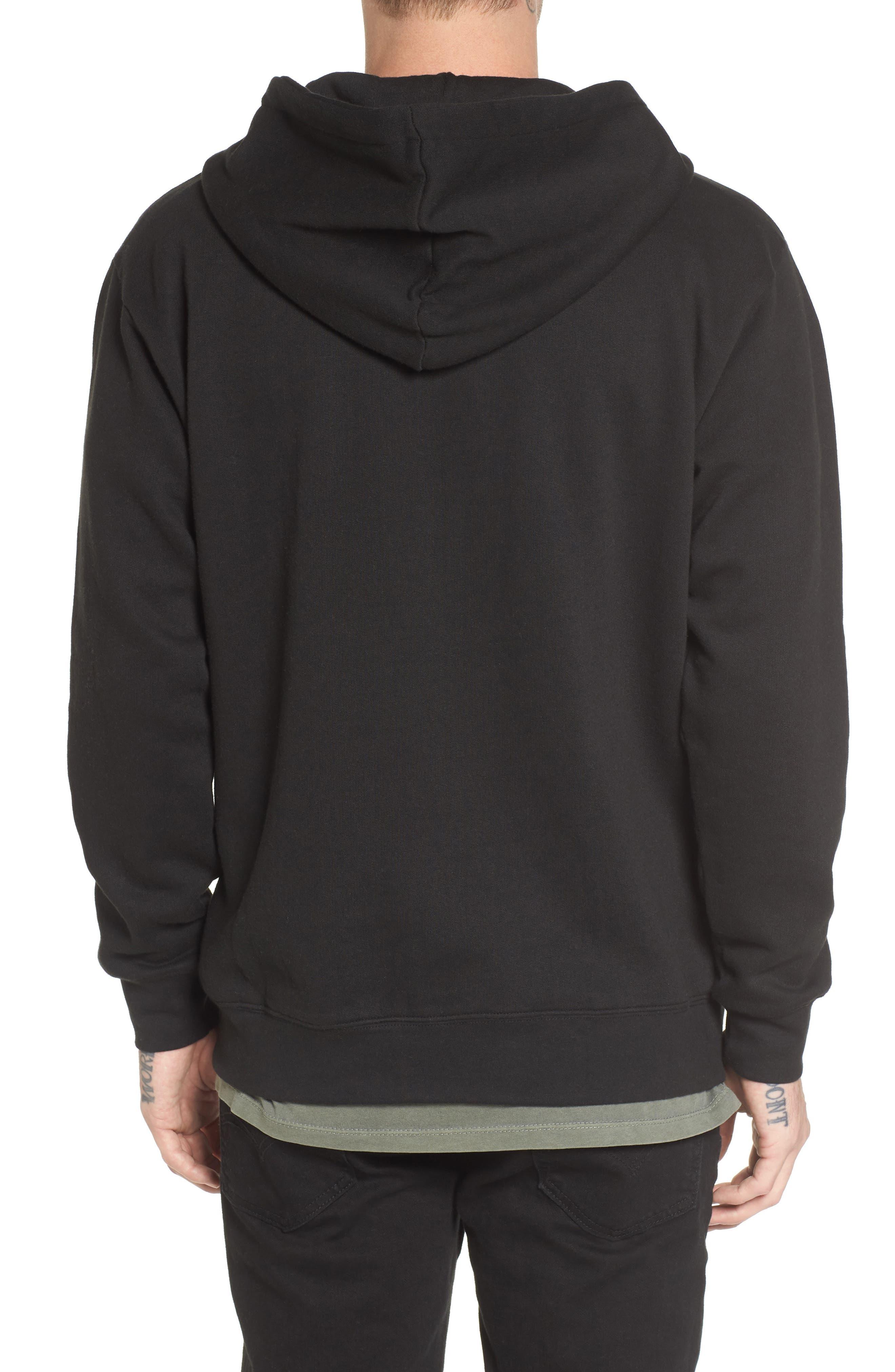 Ennet Hooded Pullover,                             Alternate thumbnail 4, color,