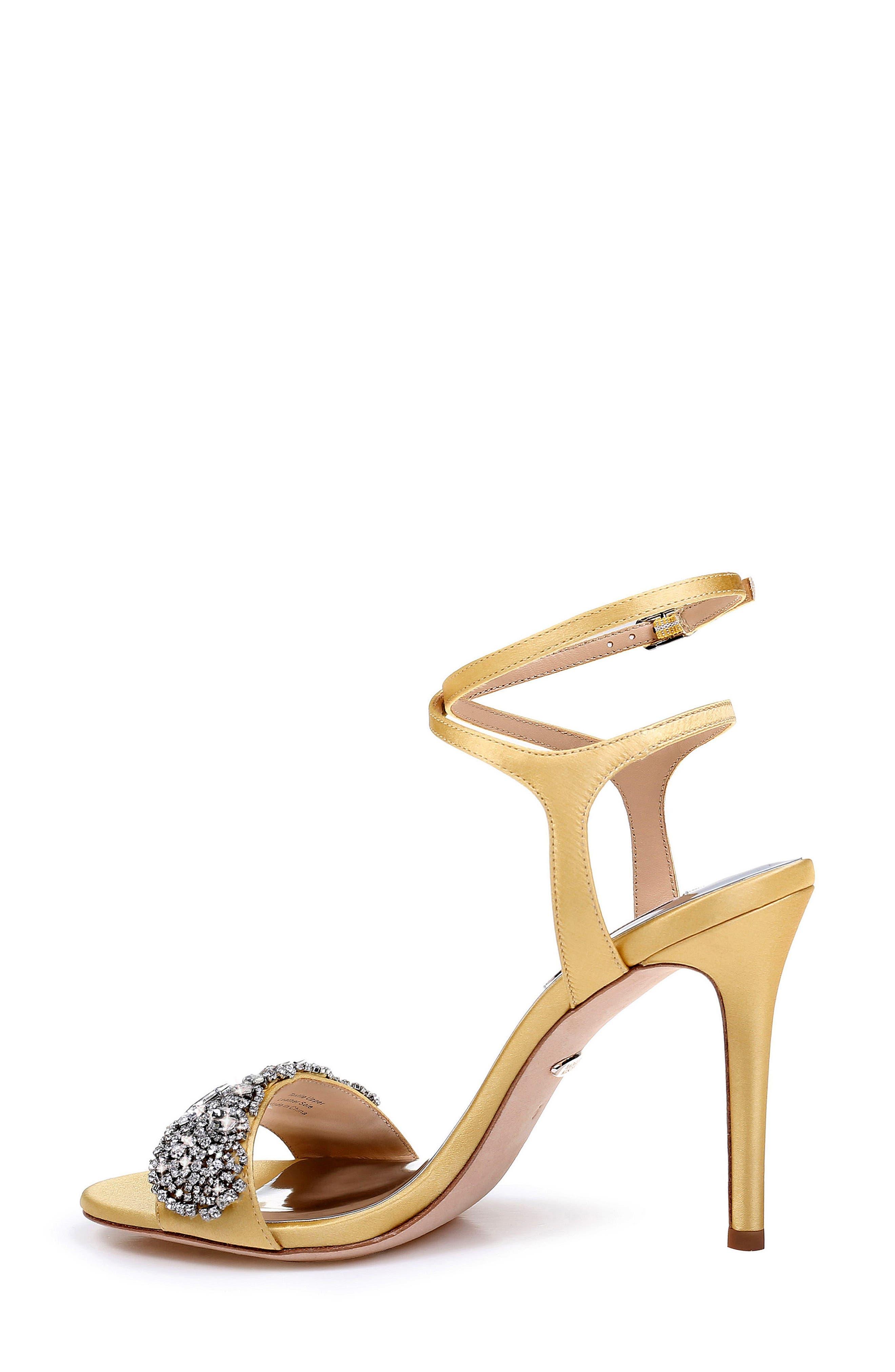 Hailey Embellished Ankle Strap Sandal,                             Alternate thumbnail 12, color,