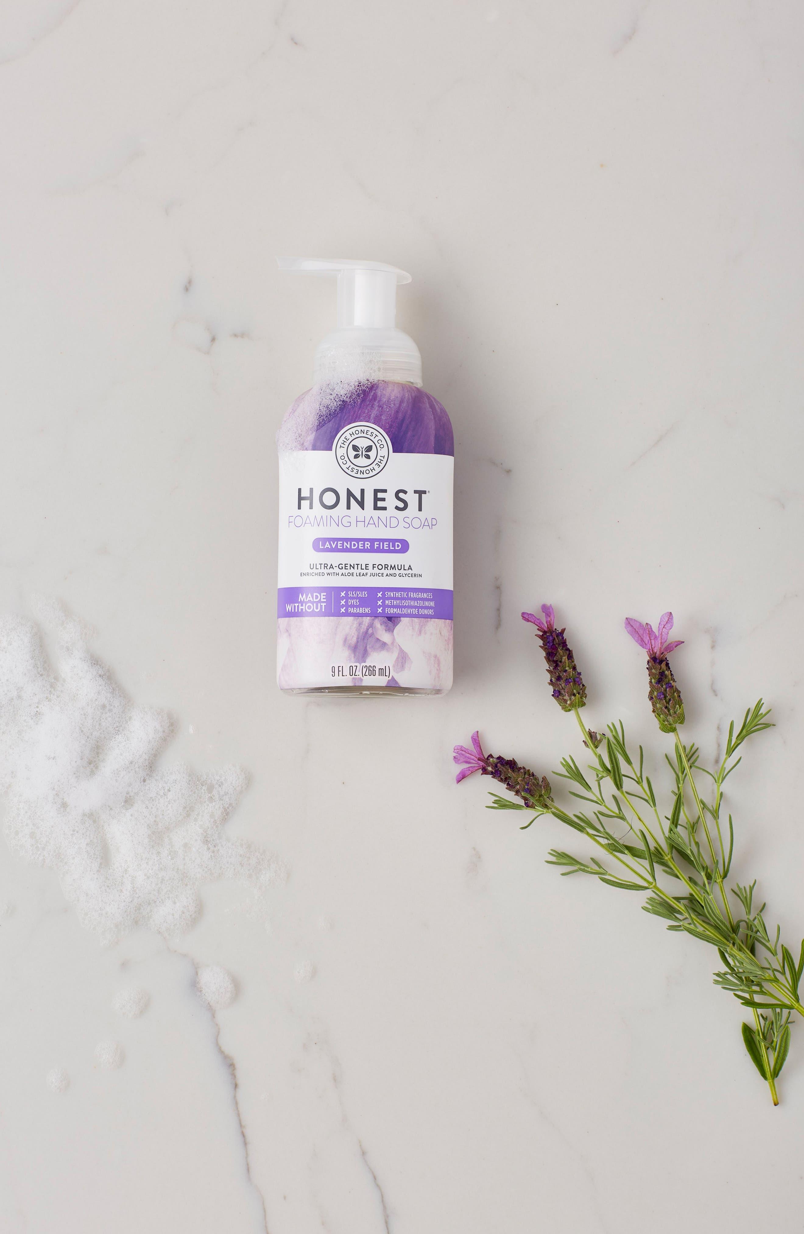 Lavender Field Foaming Hand Soap,                             Alternate thumbnail 2, color,                             LAVENDER FIELD
