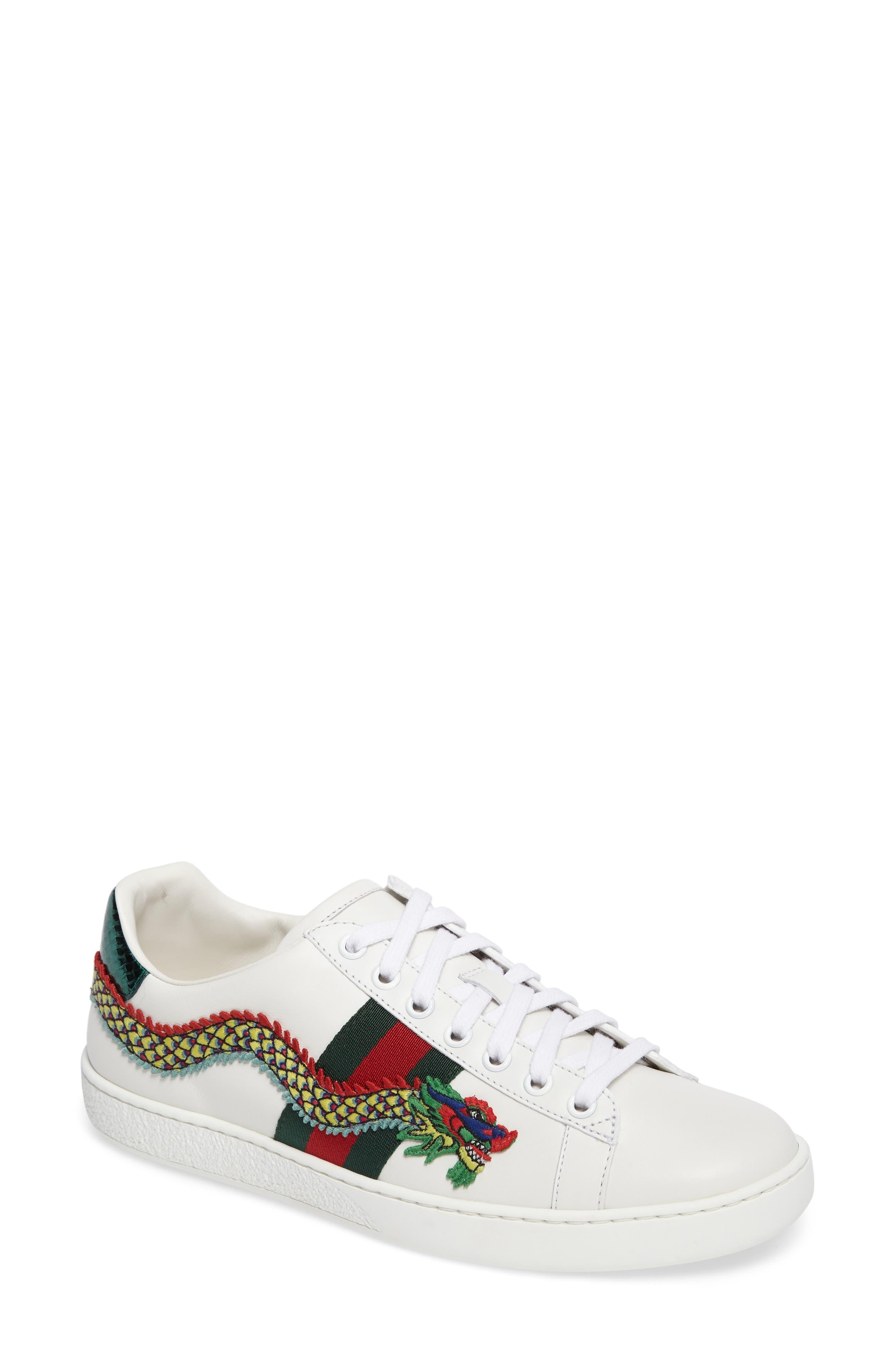 New Ace Dragon Sneaker,                             Main thumbnail 1, color,                             138