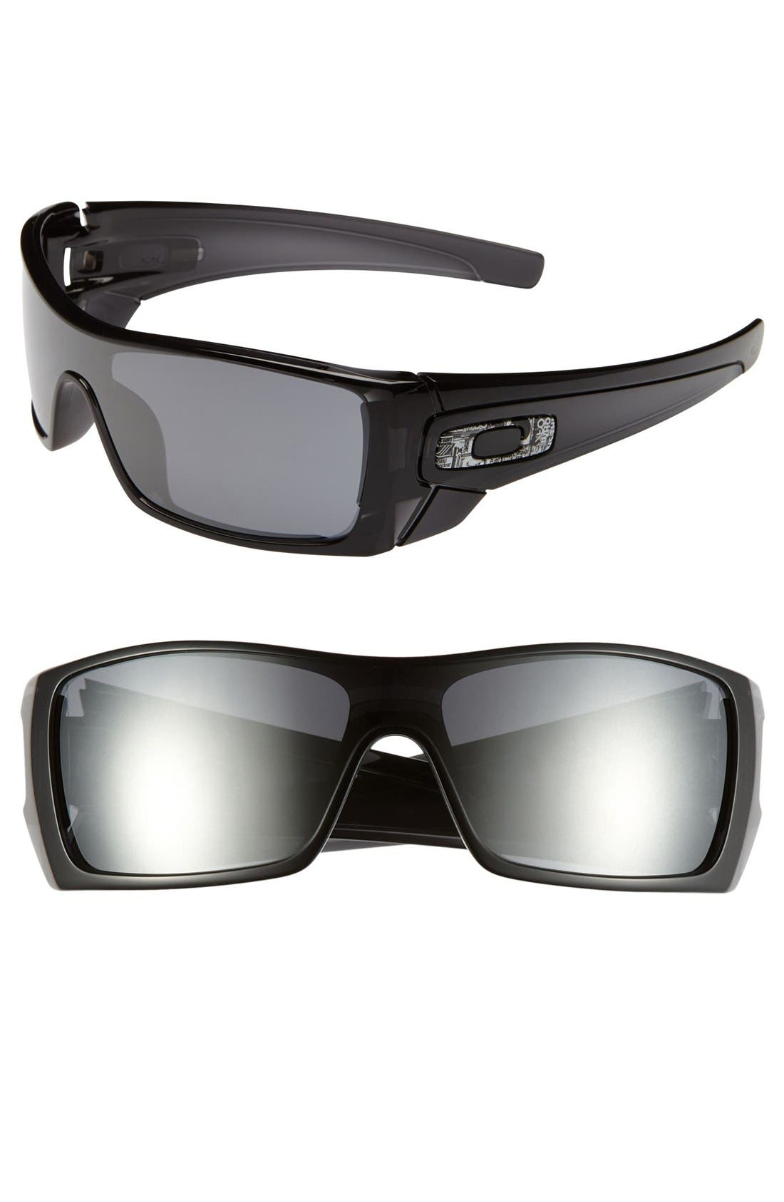 'Batwolf' Sunglasses,                             Main thumbnail 1, color,