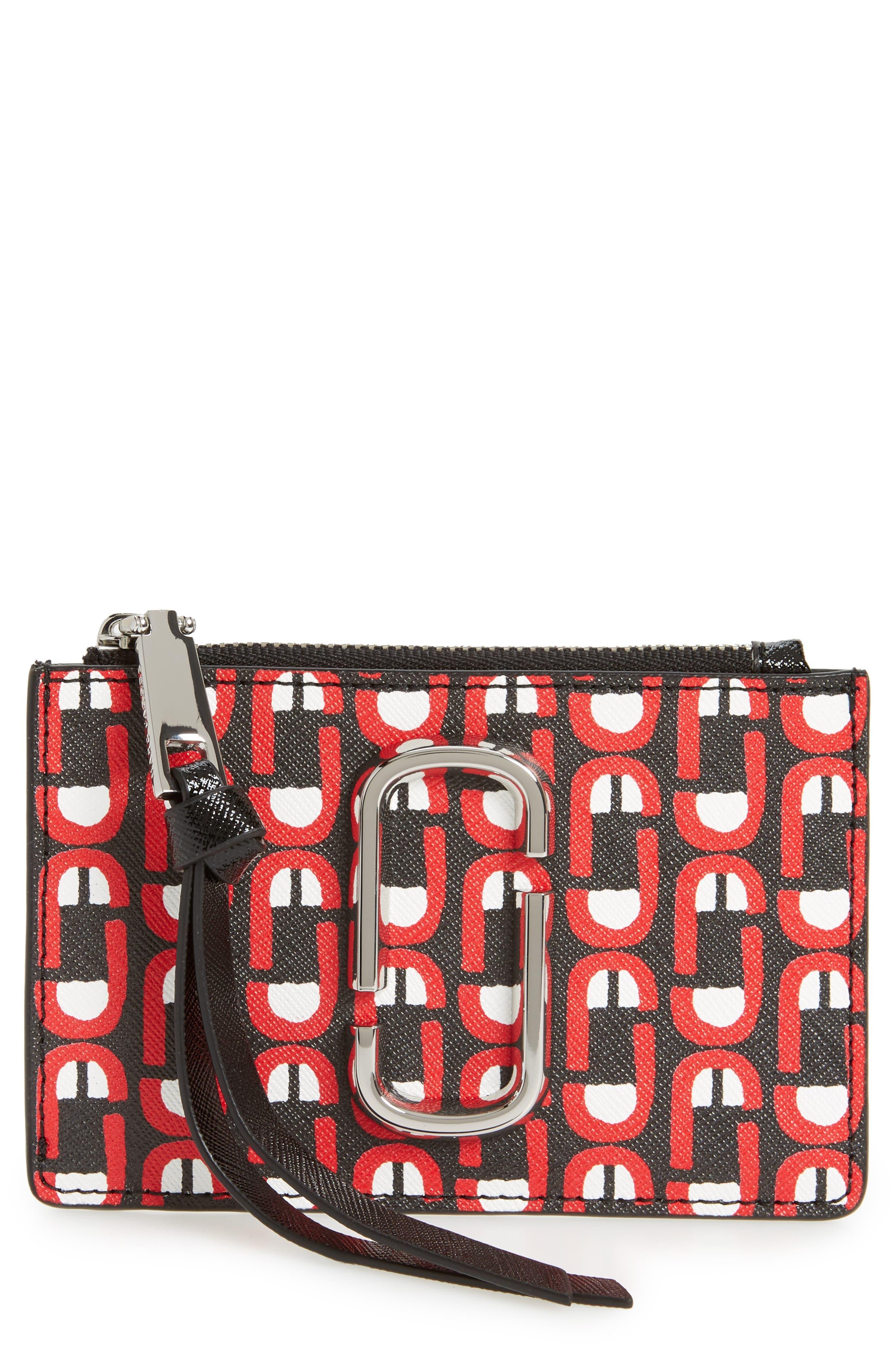 Snapshot Scream Zip Wallet,                         Main,                         color, 601
