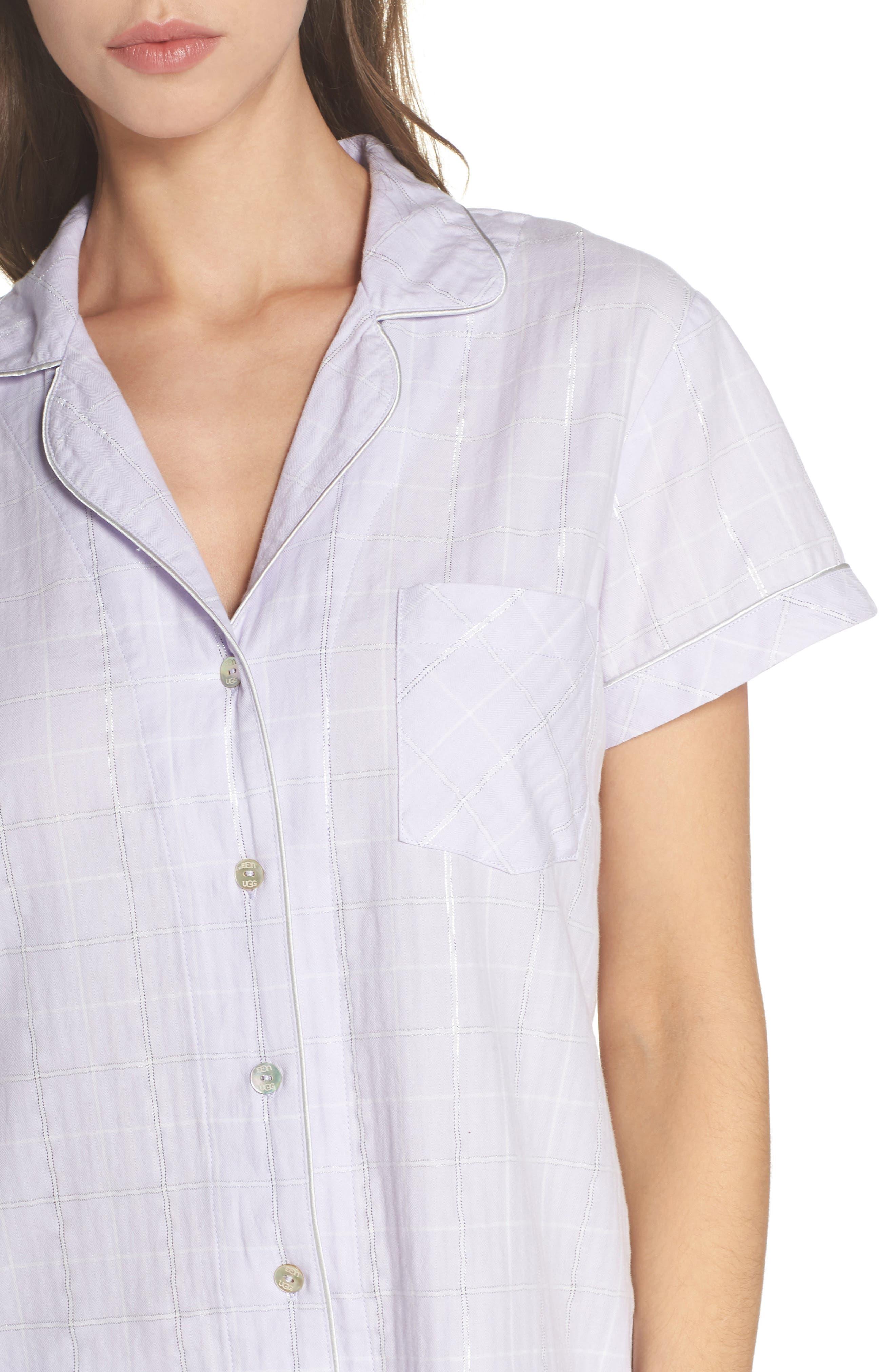 Rosan Sparkle Pajamas,                             Alternate thumbnail 4, color,                             538