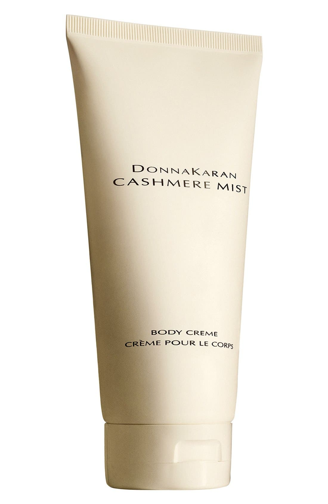 Donna Karan 'Cashmere Mist' Body Creme,                             Main thumbnail 1, color,                             NO COLOR