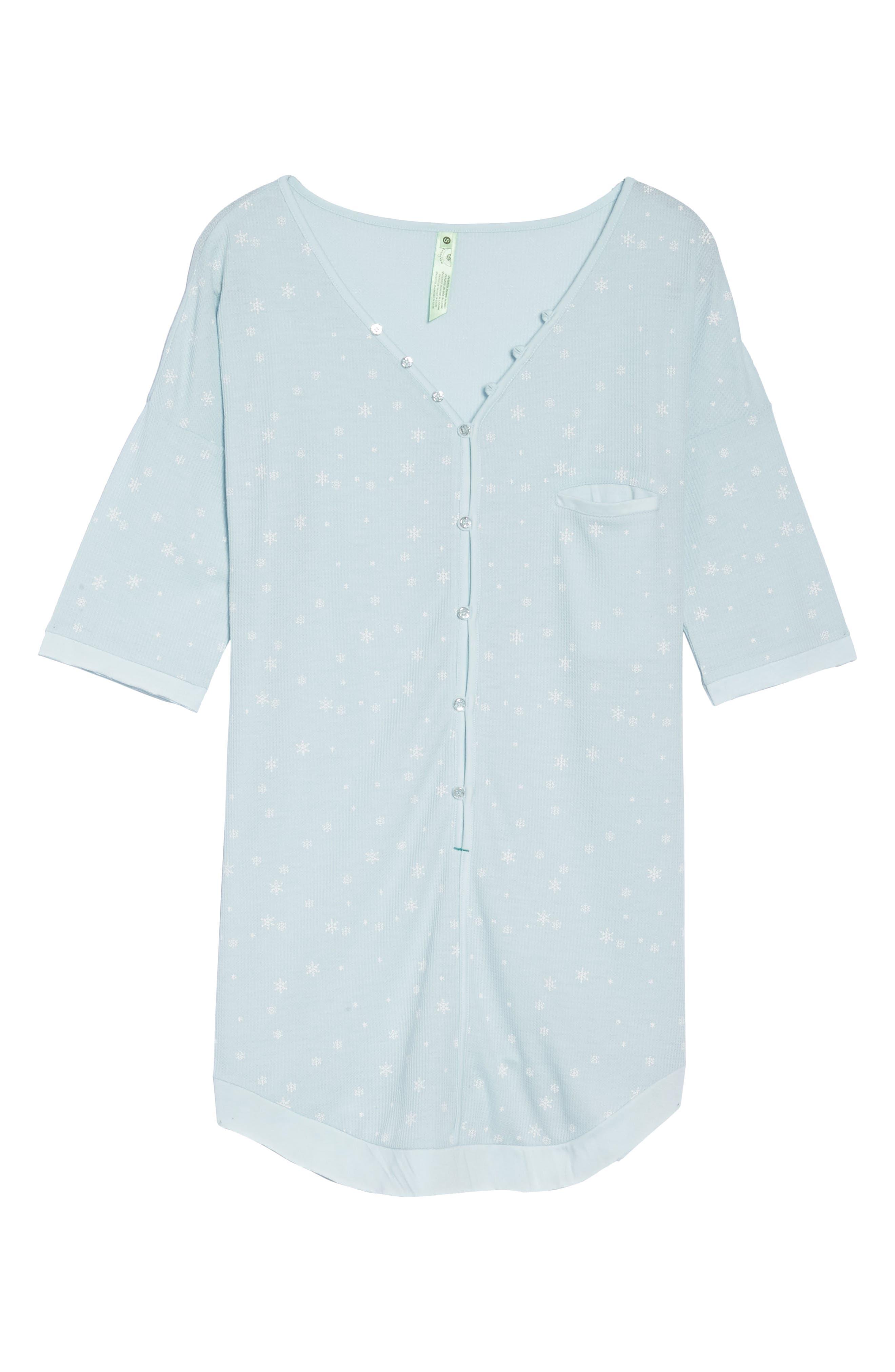 Sleep Shirt,                             Alternate thumbnail 22, color,