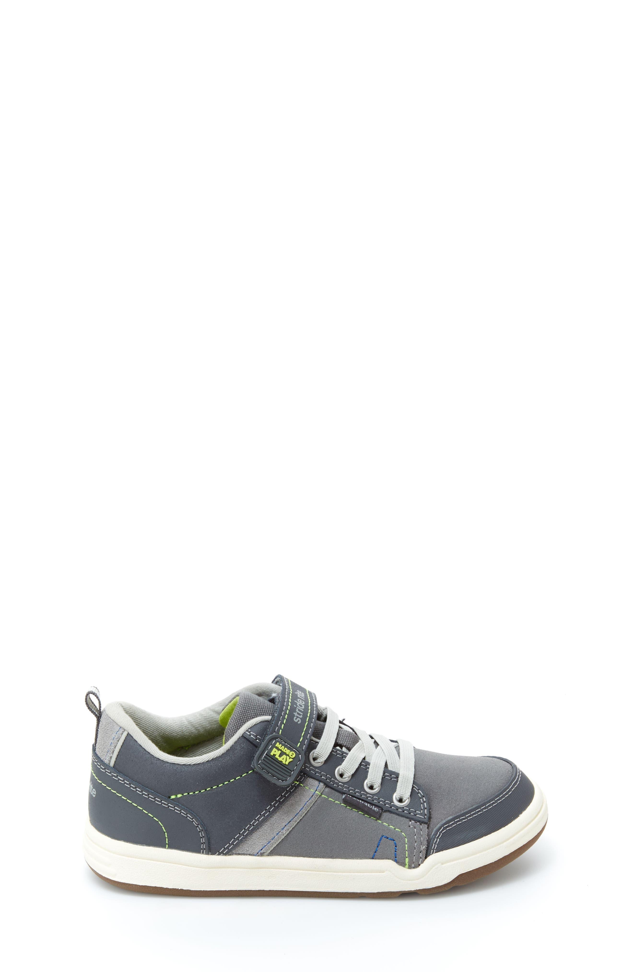 'Made 2 Play<sup>®</sup> Caleb' Sneaker,                             Alternate thumbnail 5, color,