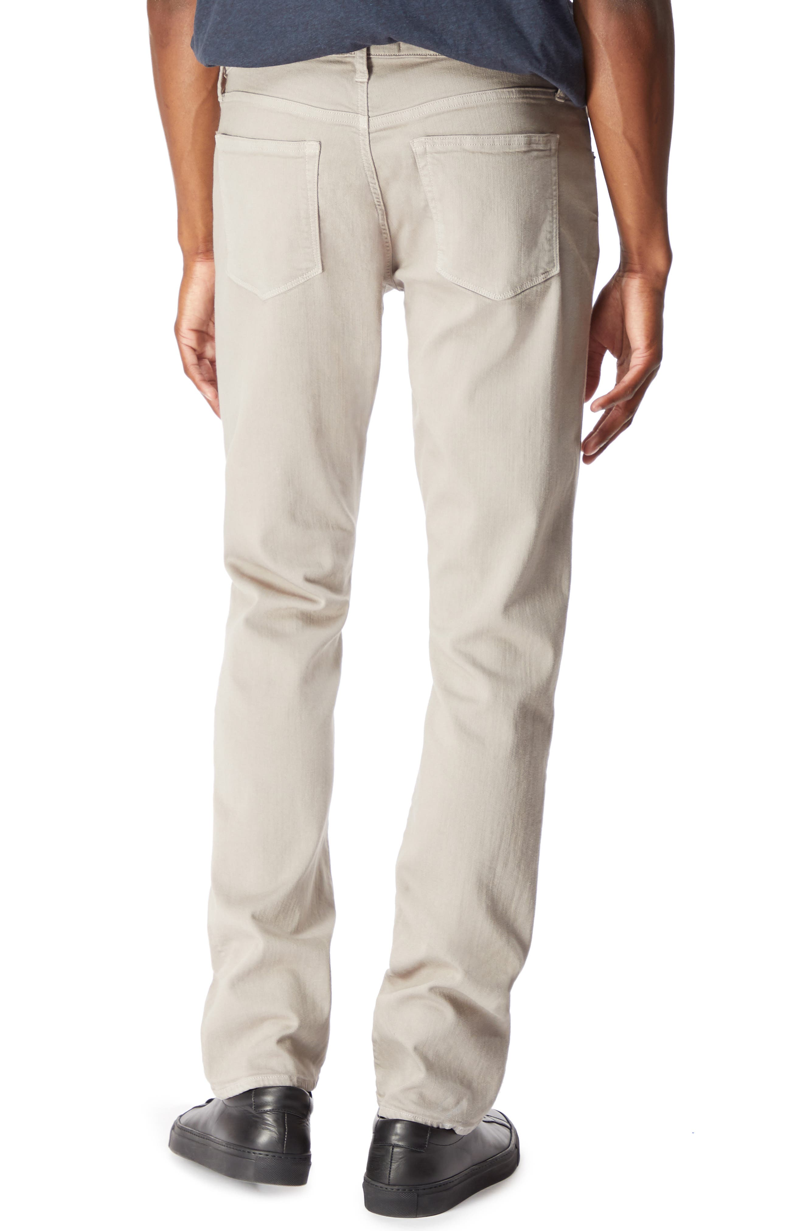 Tyler Slim Fit Jeans,                             Alternate thumbnail 2, color,                             TOPE (TAUPE)