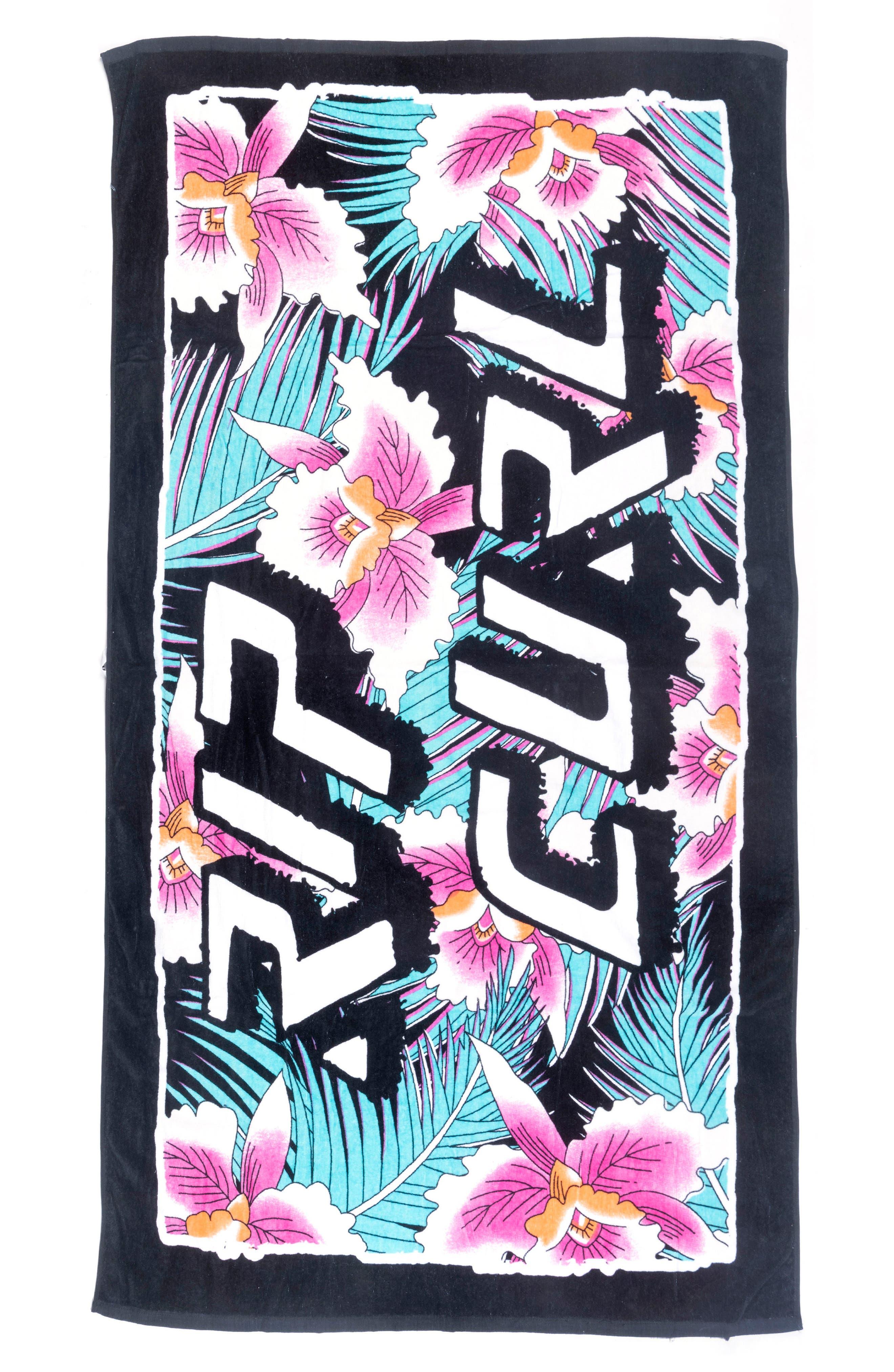 Beach Towel,                             Main thumbnail 1, color,                             001