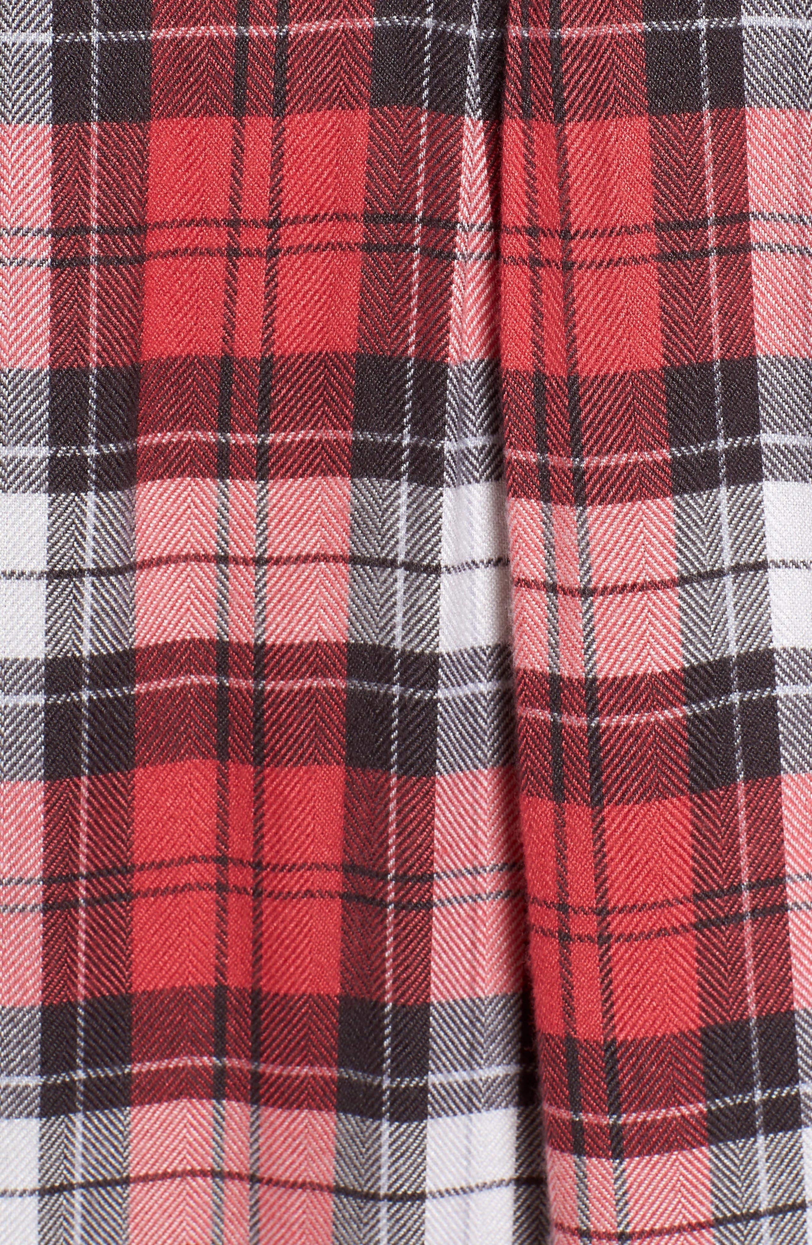 Hunter Plaid Shirt,                             Alternate thumbnail 622, color,