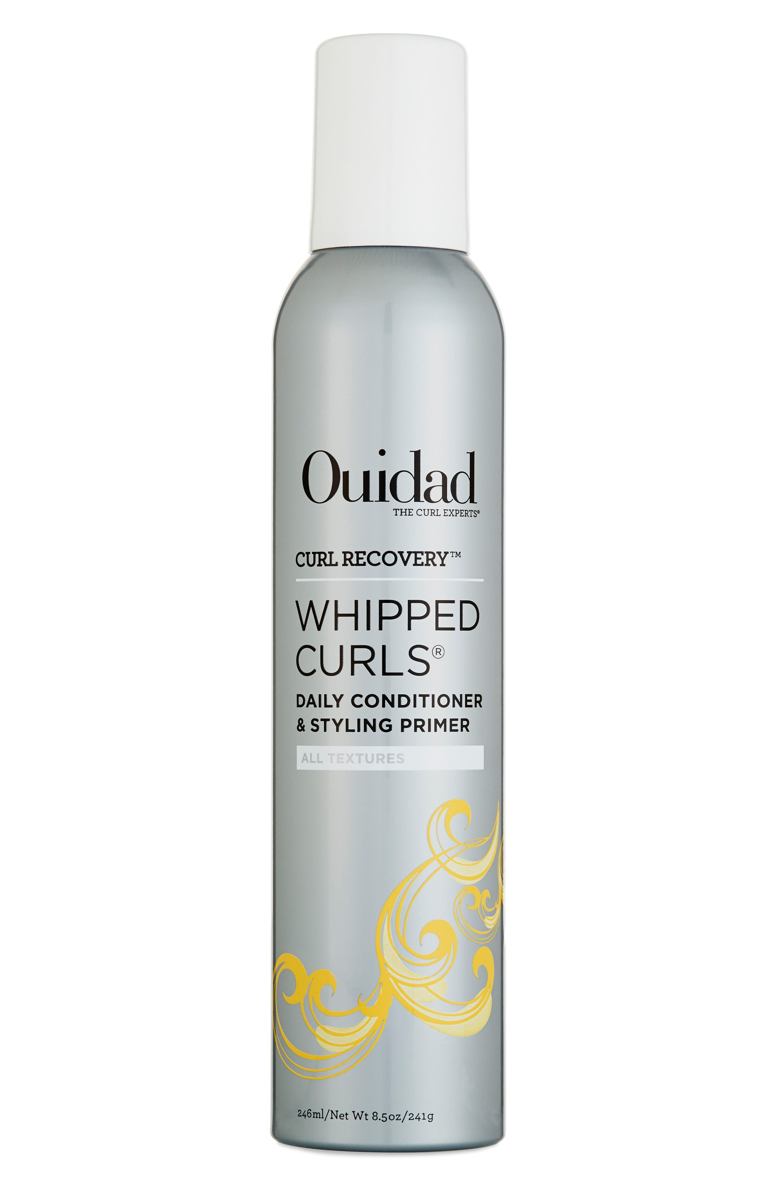 Curl Recovery<sup>™</sup> Whipped Curls Daily Conditioner & Styling Primer,                         Main,                         color, NO COLOR
