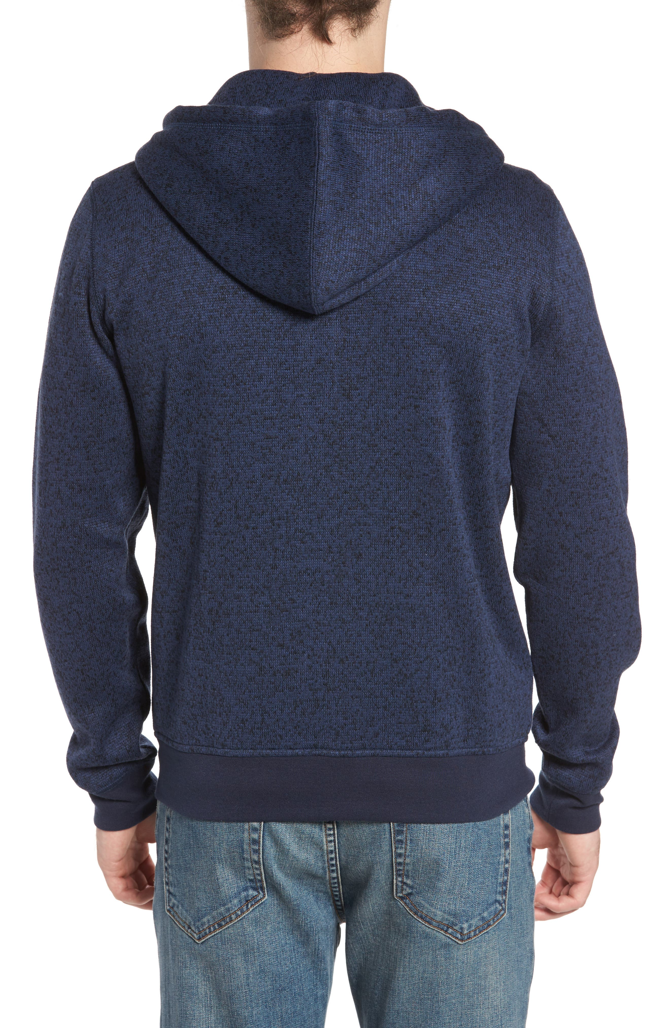 The Rail Zip Front Sweater Hoodie,                             Alternate thumbnail 2, color,                             401