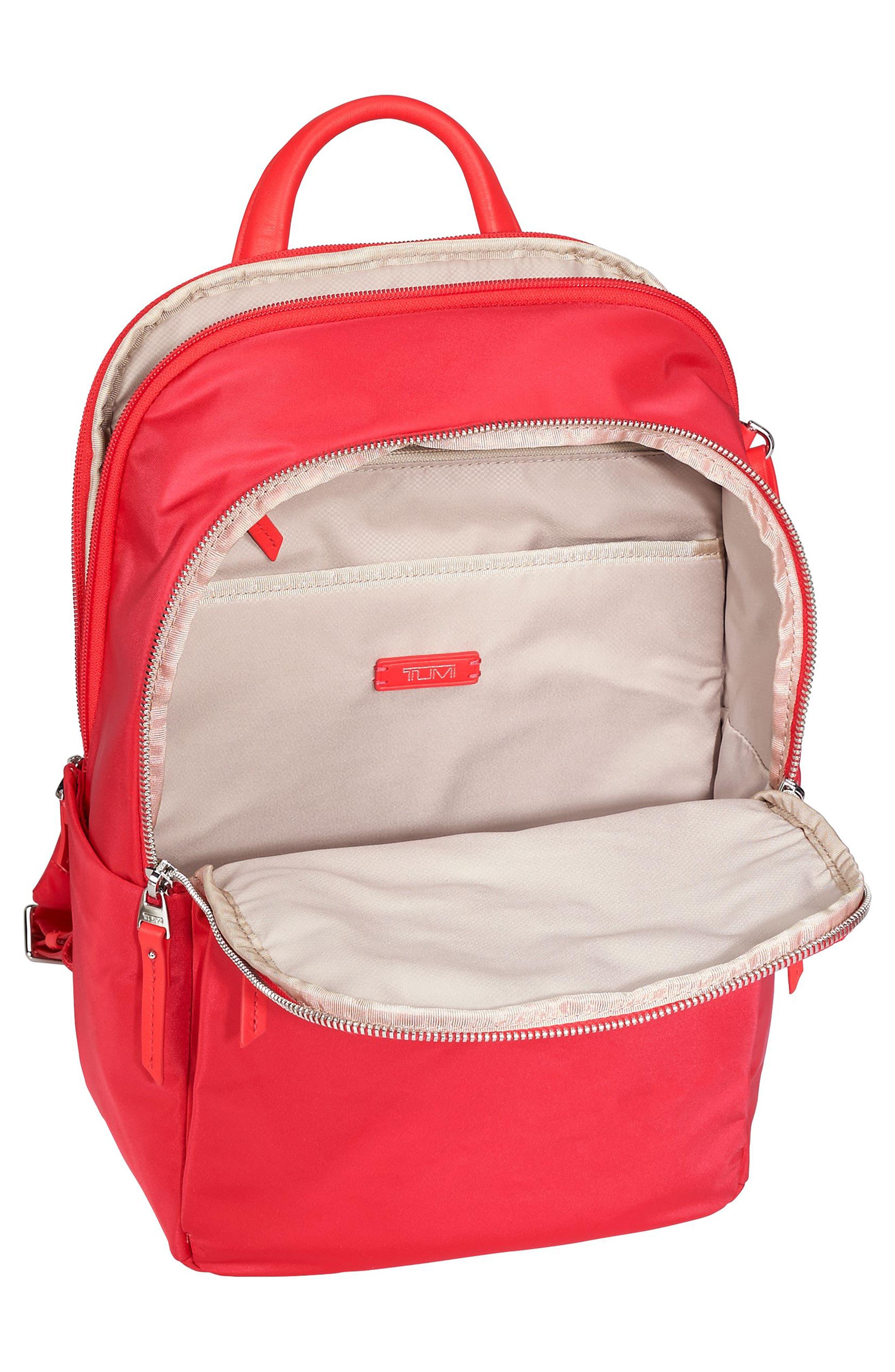 Voyageur - Small Daniella Nylon Backpack,                             Alternate thumbnail 4, color,                             650