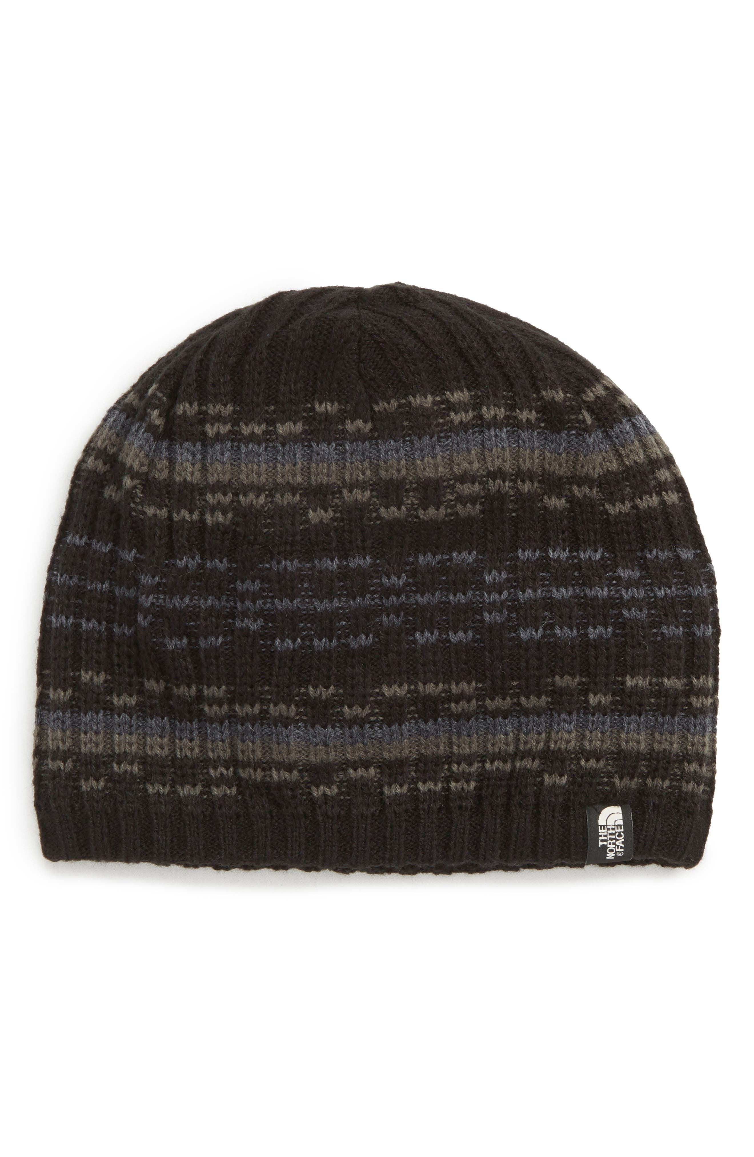 THE NORTH FACE 'The Blues' Beanie, Main, color, 002