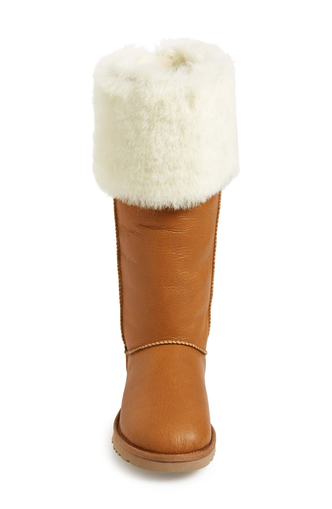 'Devandra' Convertible Over the Knee Boot,                             Alternate thumbnail 4, color,                             214