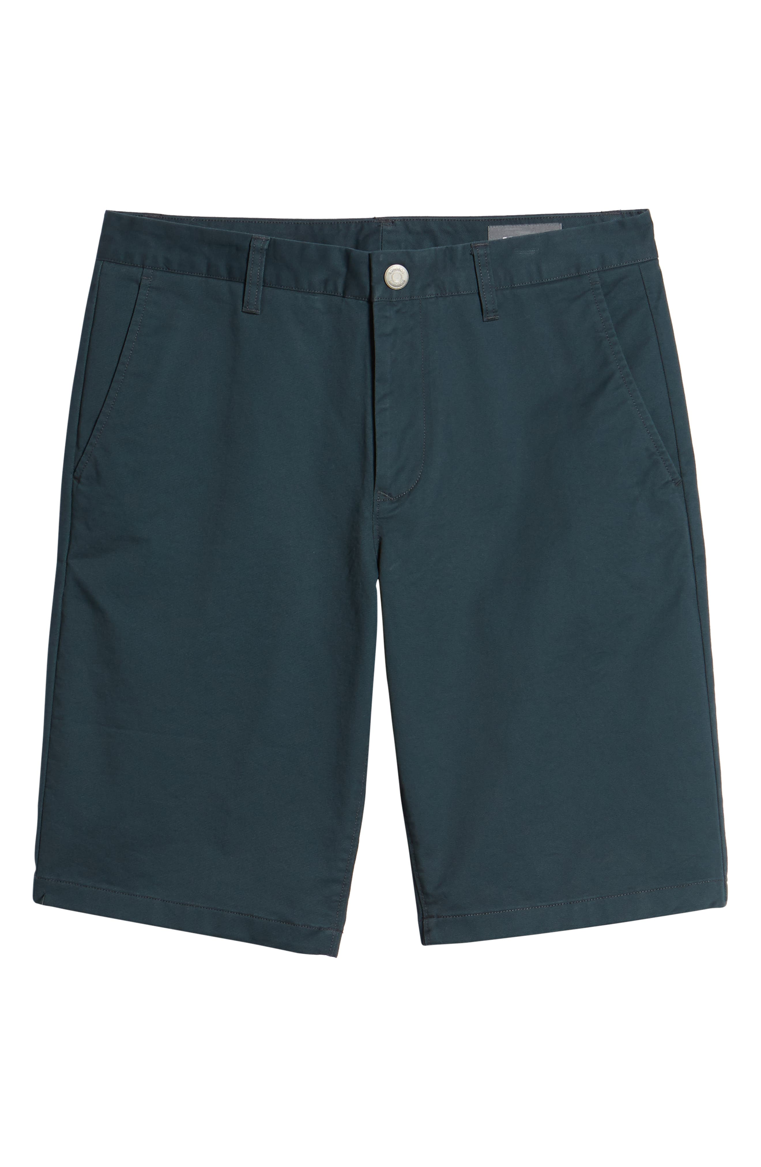 Stretch Washed Chino 11-Inch Shorts,                             Alternate thumbnail 110, color,