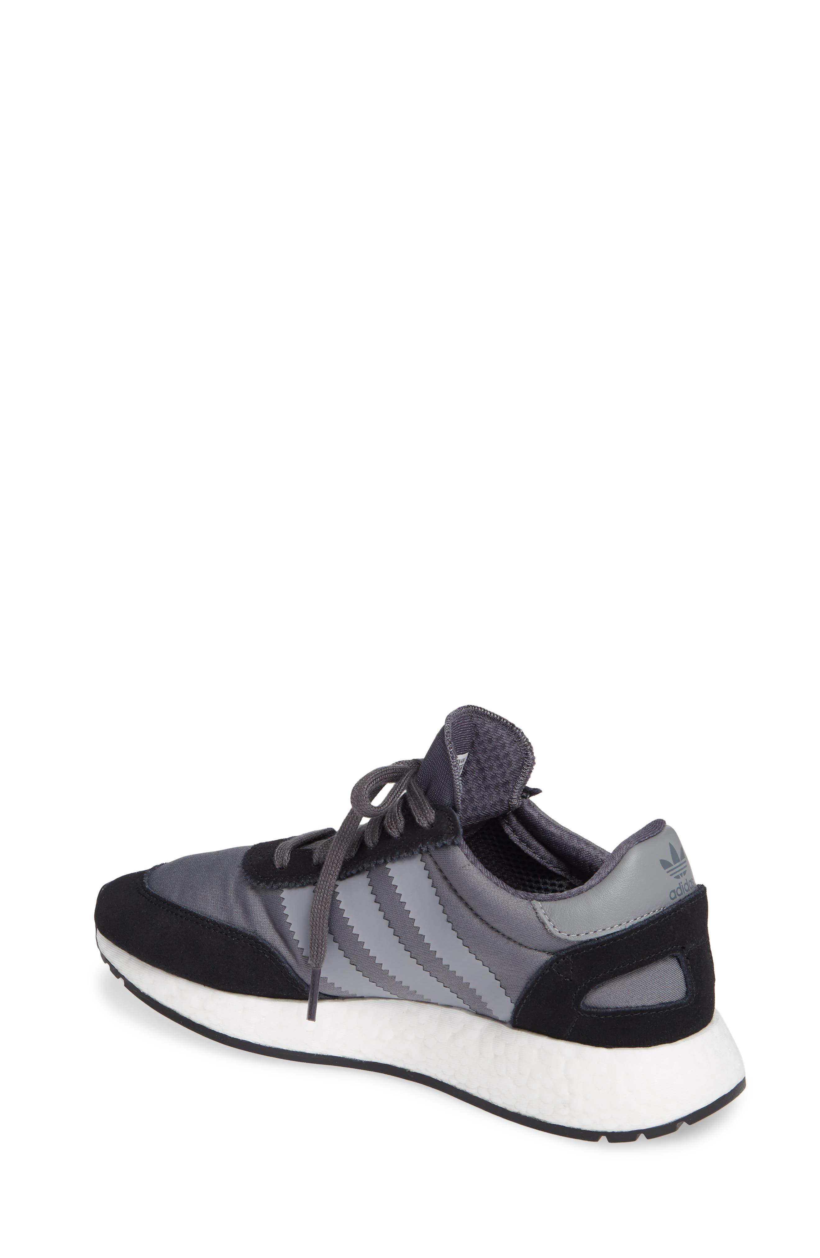I-5923 Sneaker,                             Alternate thumbnail 2, color,                             BLACK/ GREY THREE/ GREY FIVE