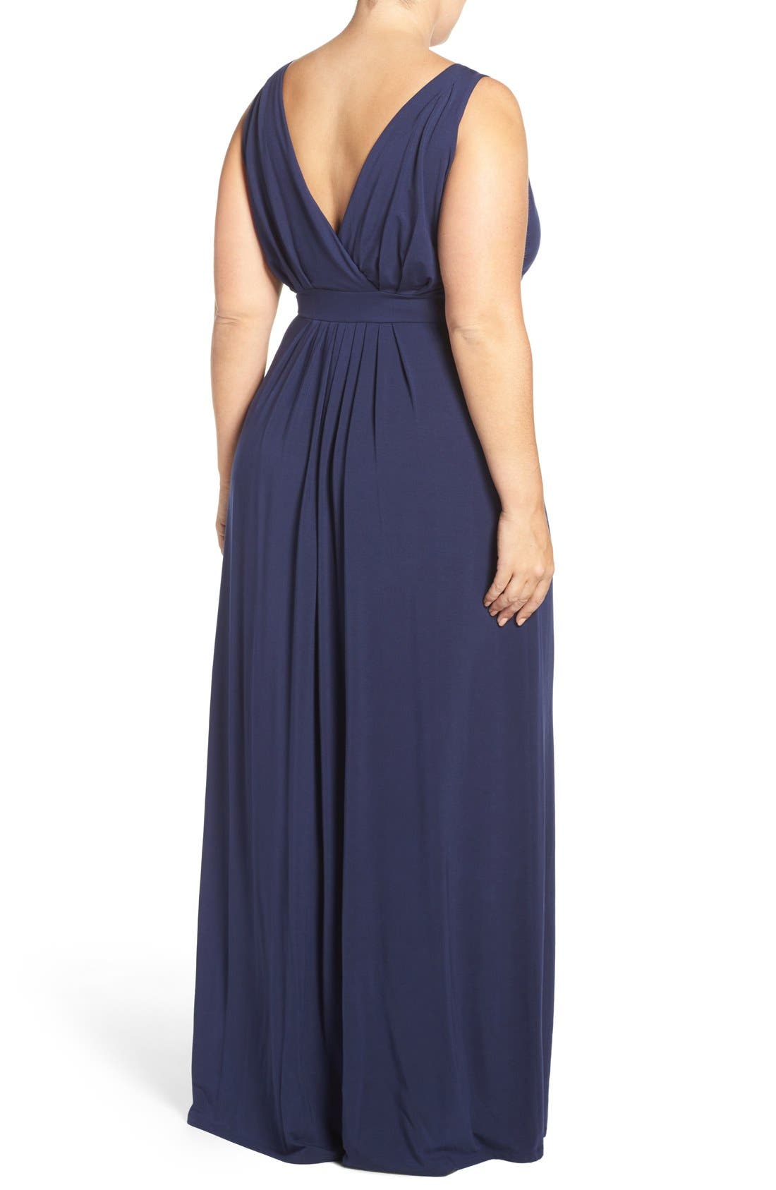 Chloe Empire Waist Maxi Dress,                             Alternate thumbnail 32, color,
