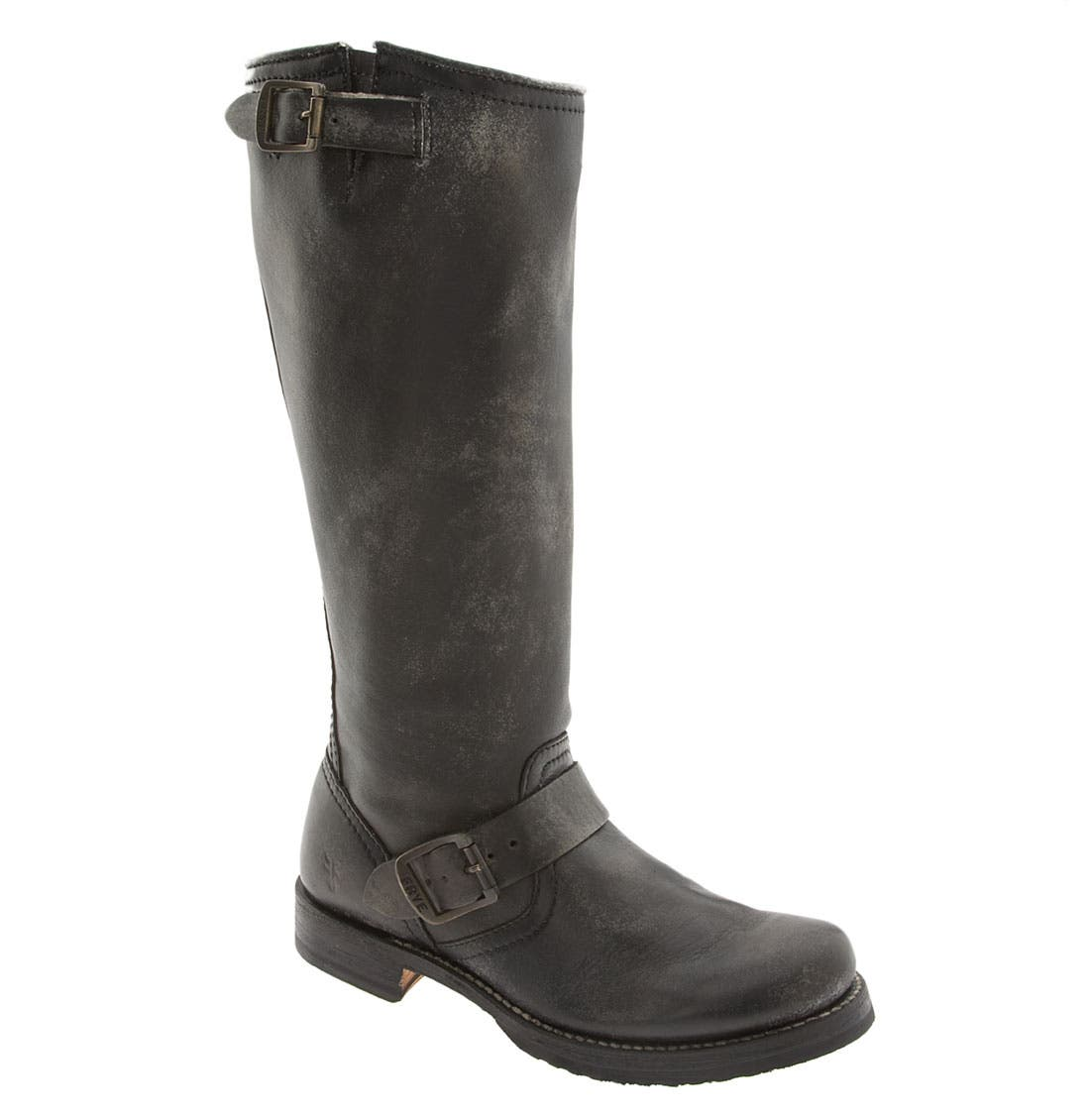 'Veronica Slouch' Boot,                             Main thumbnail 4, color,