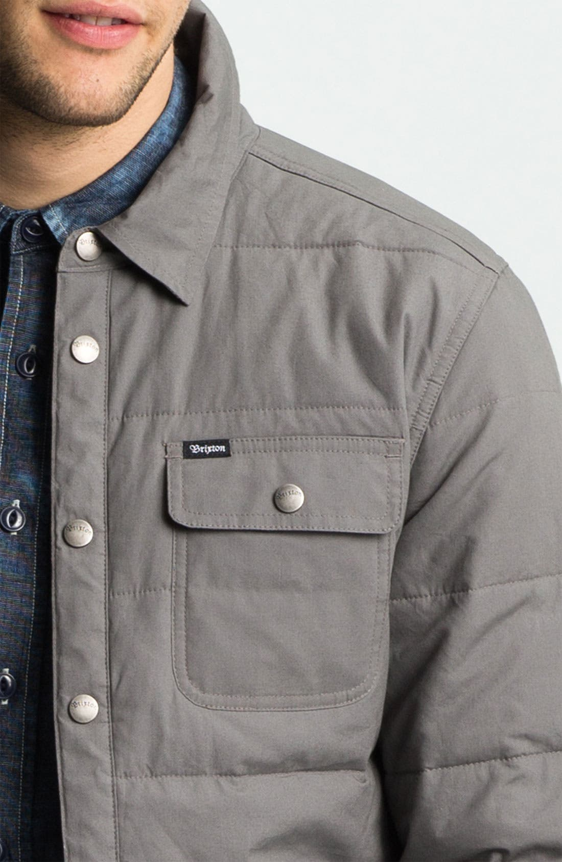 'Cass' Quilted Jacket,                             Alternate thumbnail 29, color,