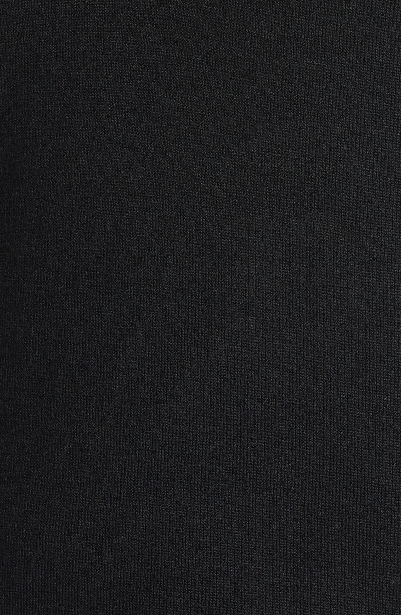 Merino Wool Blend Mock Neck Sweater,                             Alternate thumbnail 13, color,