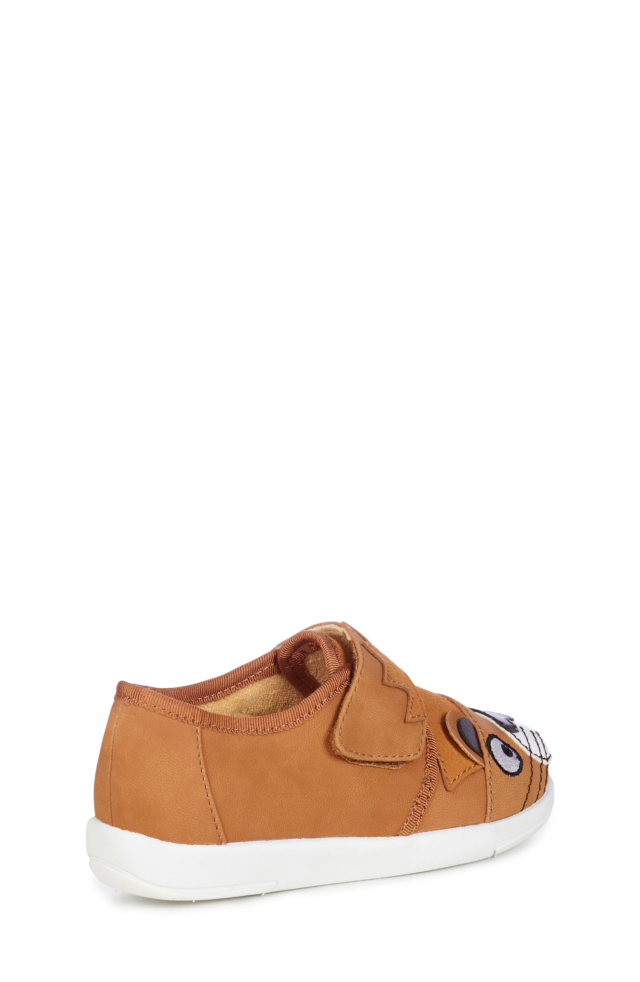 Sneaker,                             Alternate thumbnail 2, color,                             CHESTNUT