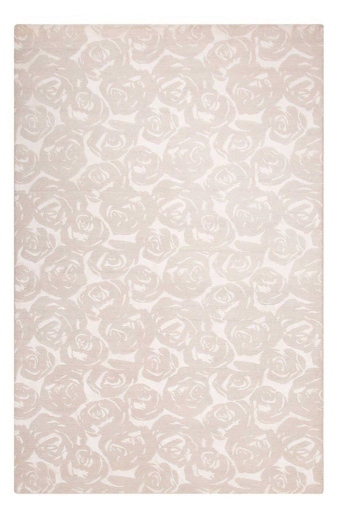 'noho' premium wool blend rug,                             Main thumbnail 3, color,