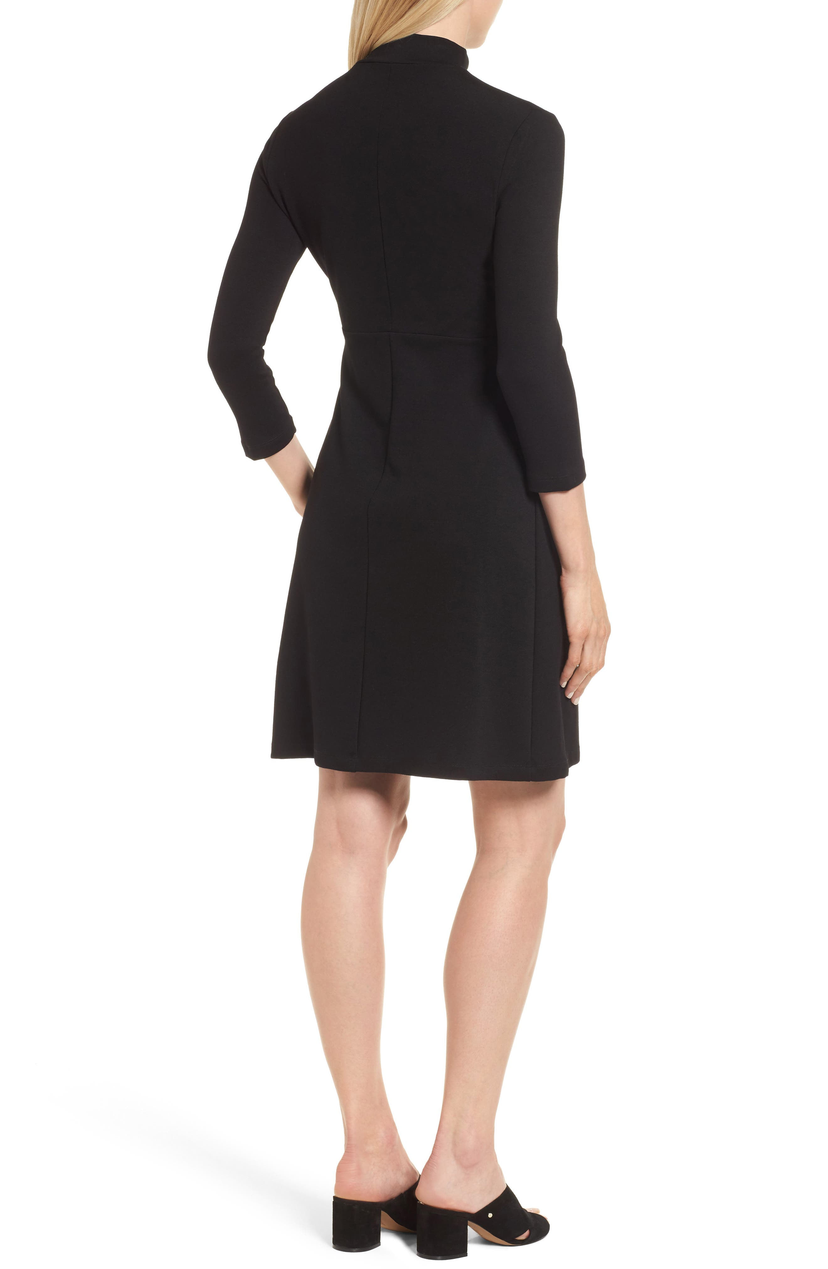 Kennett Maternity Dress,                             Alternate thumbnail 2, color,                             001