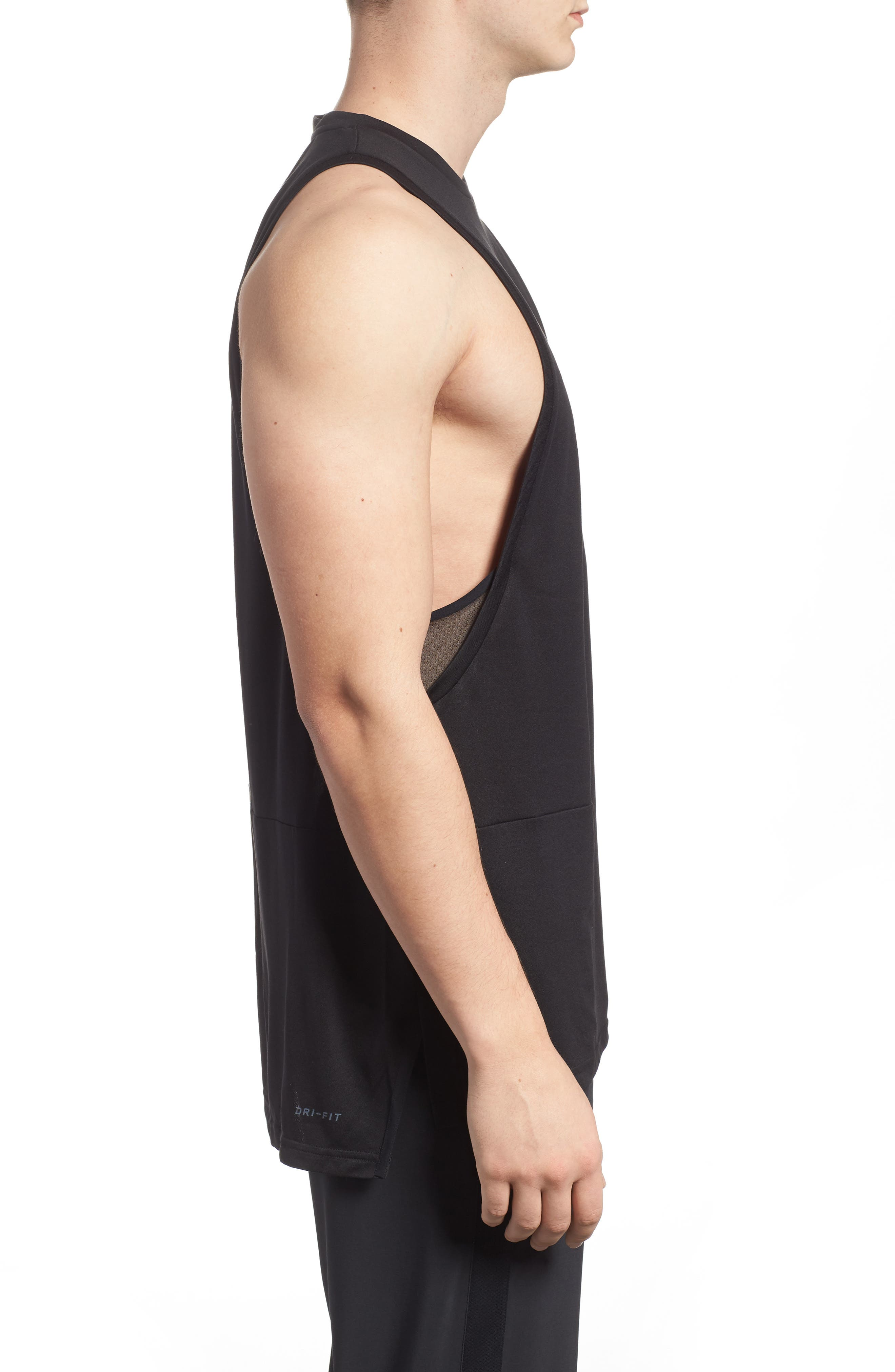Training Dry PX Muscle Tank,                             Alternate thumbnail 3, color,                             010